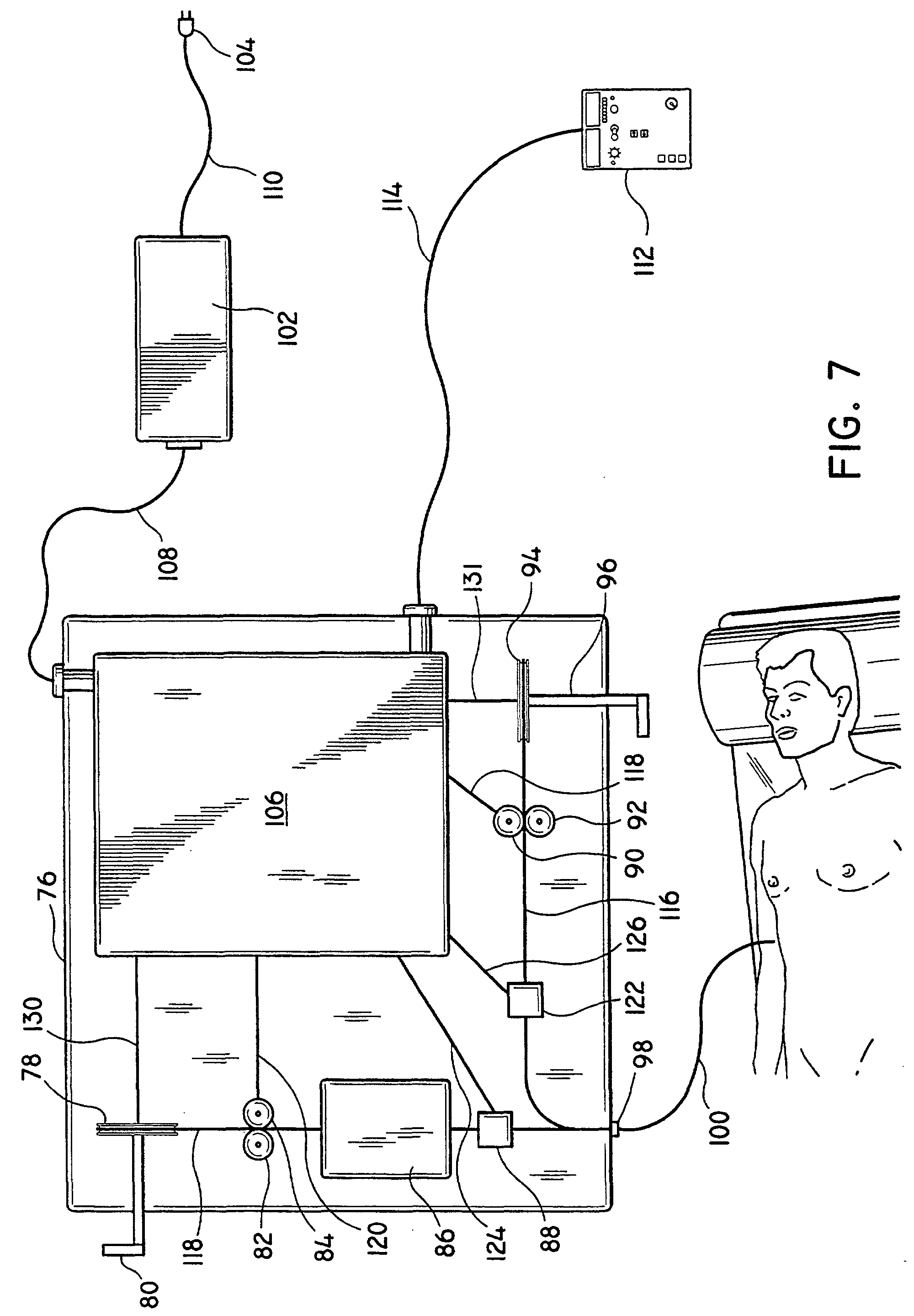 patent ep0791374b1 - afterloader provided with remote control unit