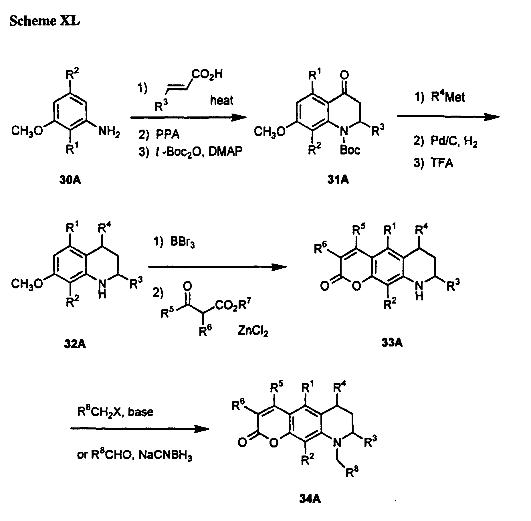 Patent EP0800519B1 - Steroid receptor modulator compounds ...
