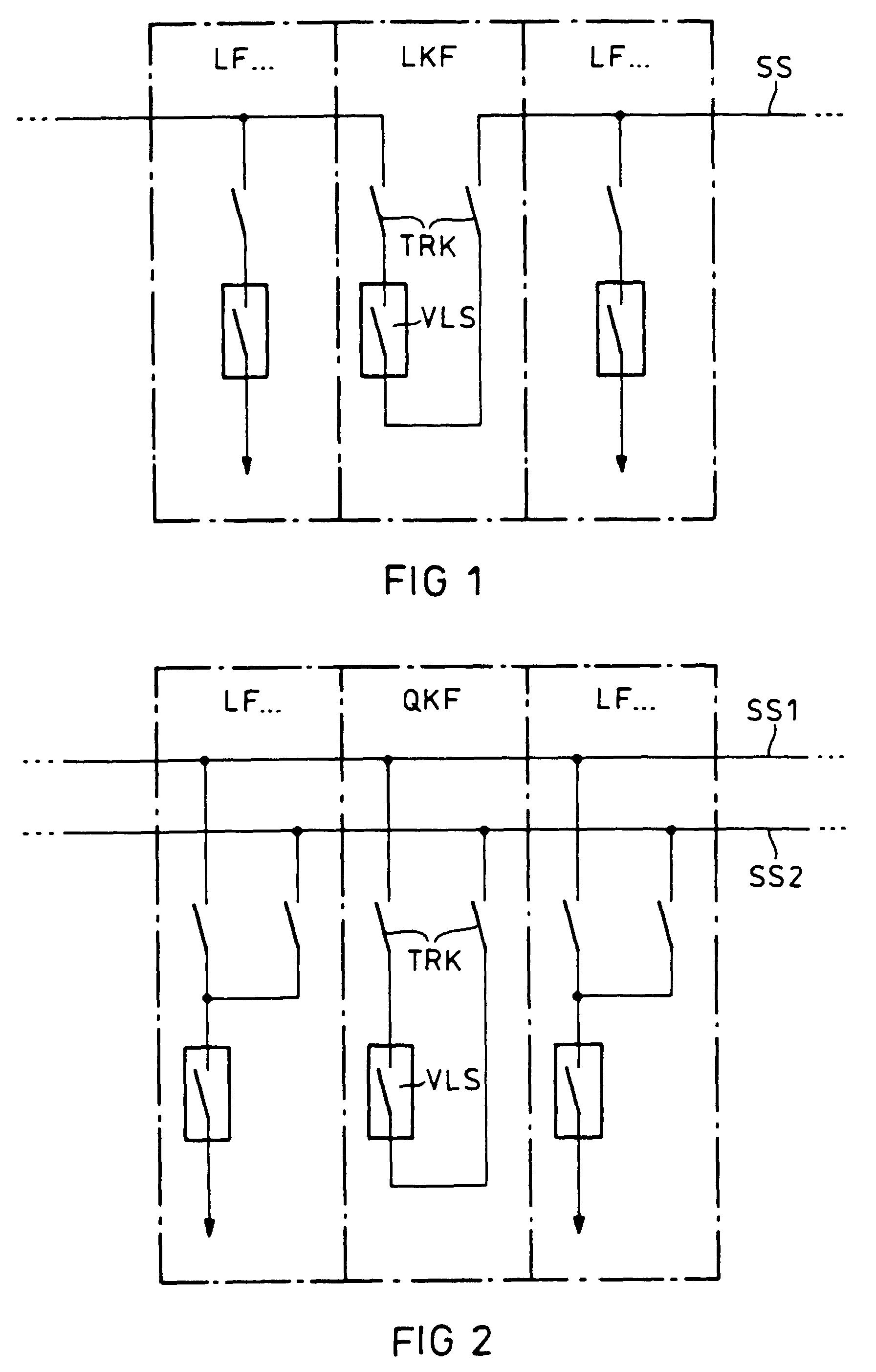 Patent EP0803141B1 - Arrangement of coupler bays in sealed medium ...
