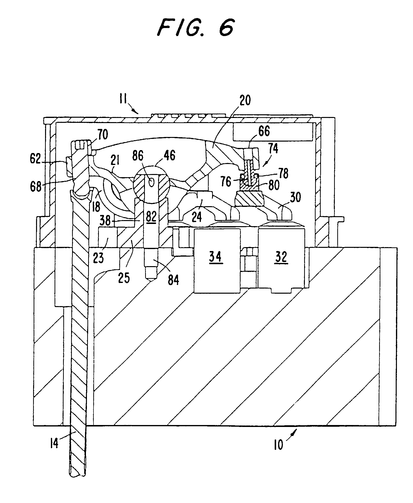 Combustion Engine Lever : Patent ep b rocker lever assembly for internal