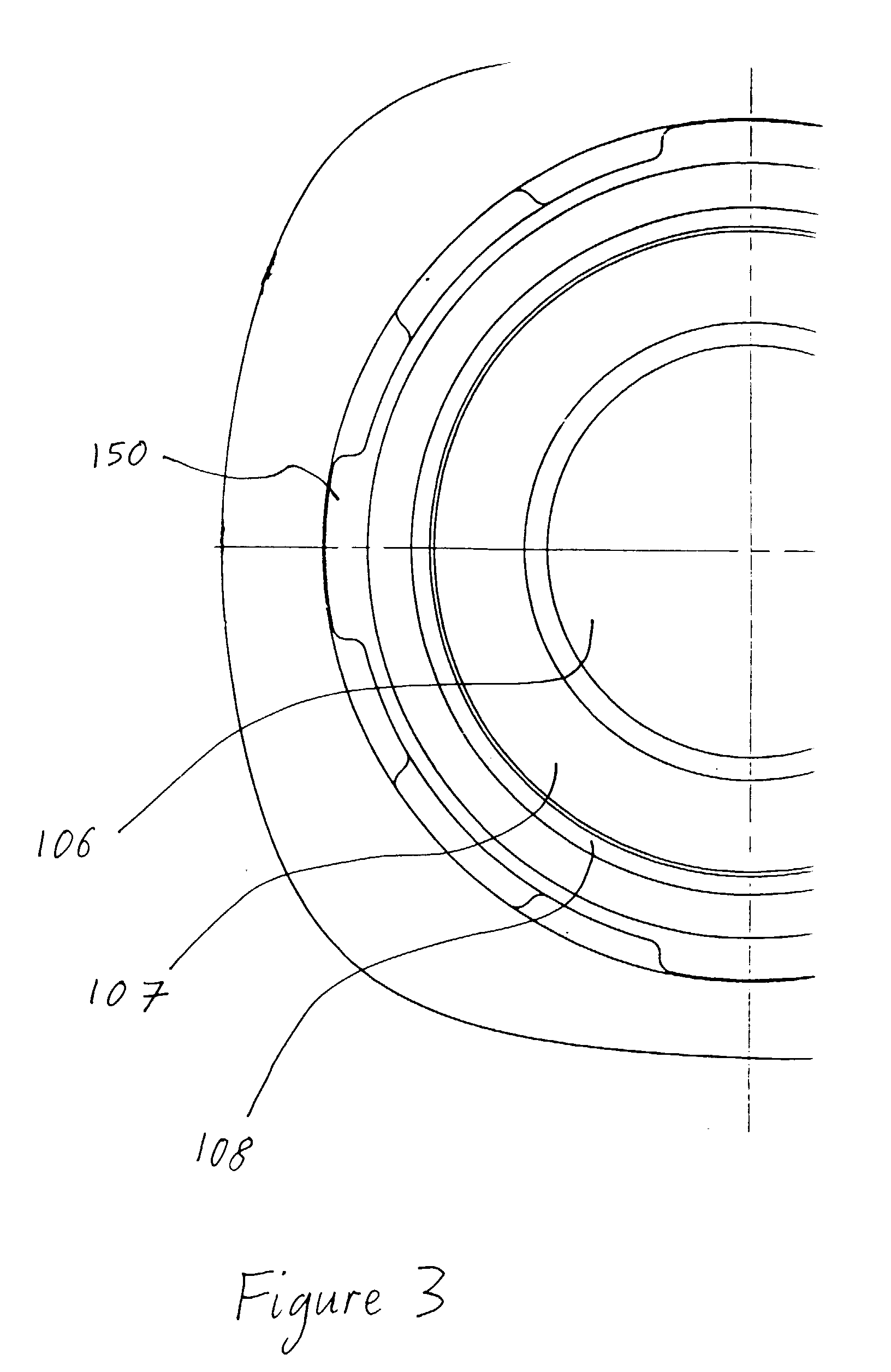 patent ep0822137a2 - propeller blade root bearing assembly