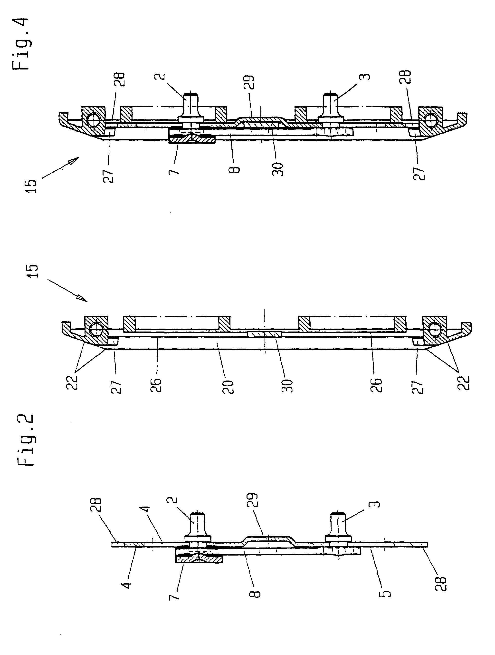 patent ep0823522b1 falz hebelgetriebe f r fenster oder t ren google patenten. Black Bedroom Furniture Sets. Home Design Ideas