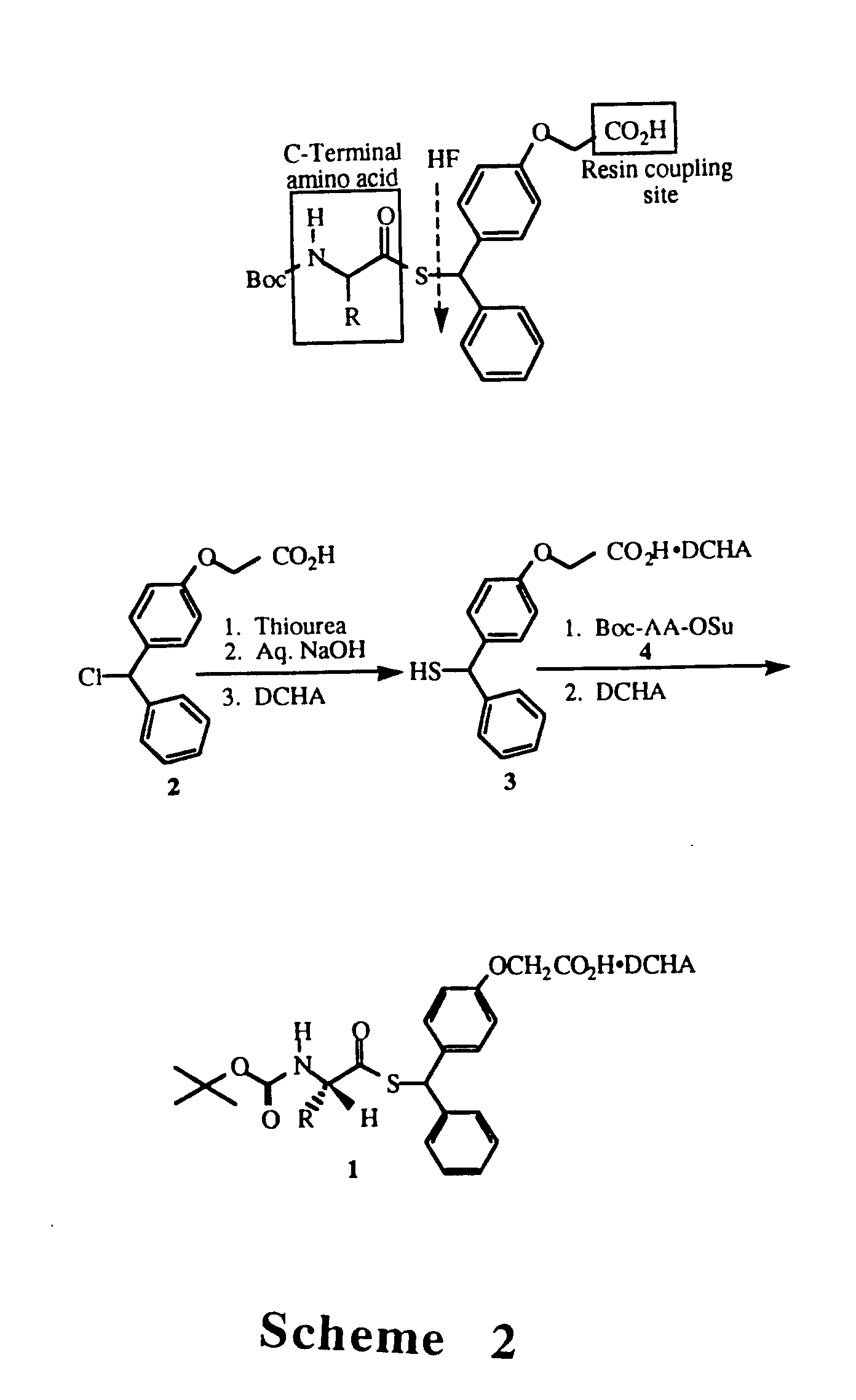 Patent EP0832096B1 - Synthesis of proteins by native chemical ...
