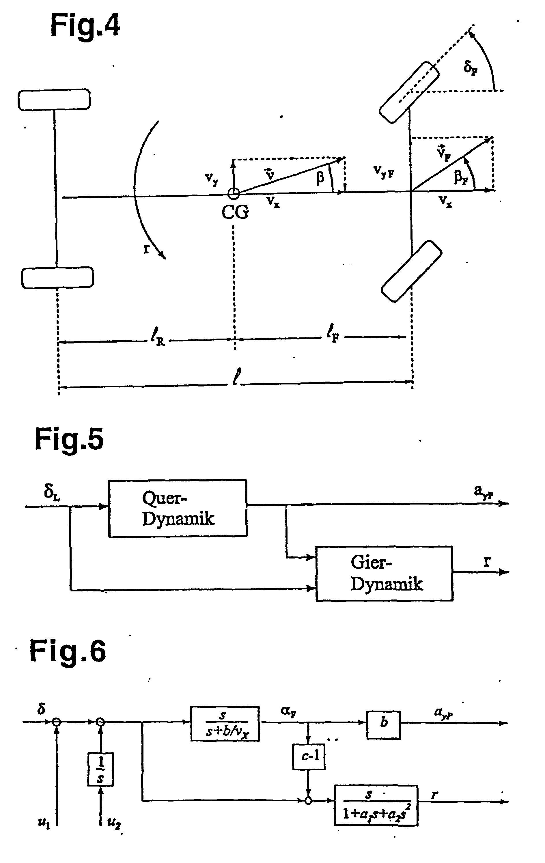 patent ep0846610b1 verfahren zur lenkunterst tzung eines fahrers eines strassenfahrzeugs. Black Bedroom Furniture Sets. Home Design Ideas