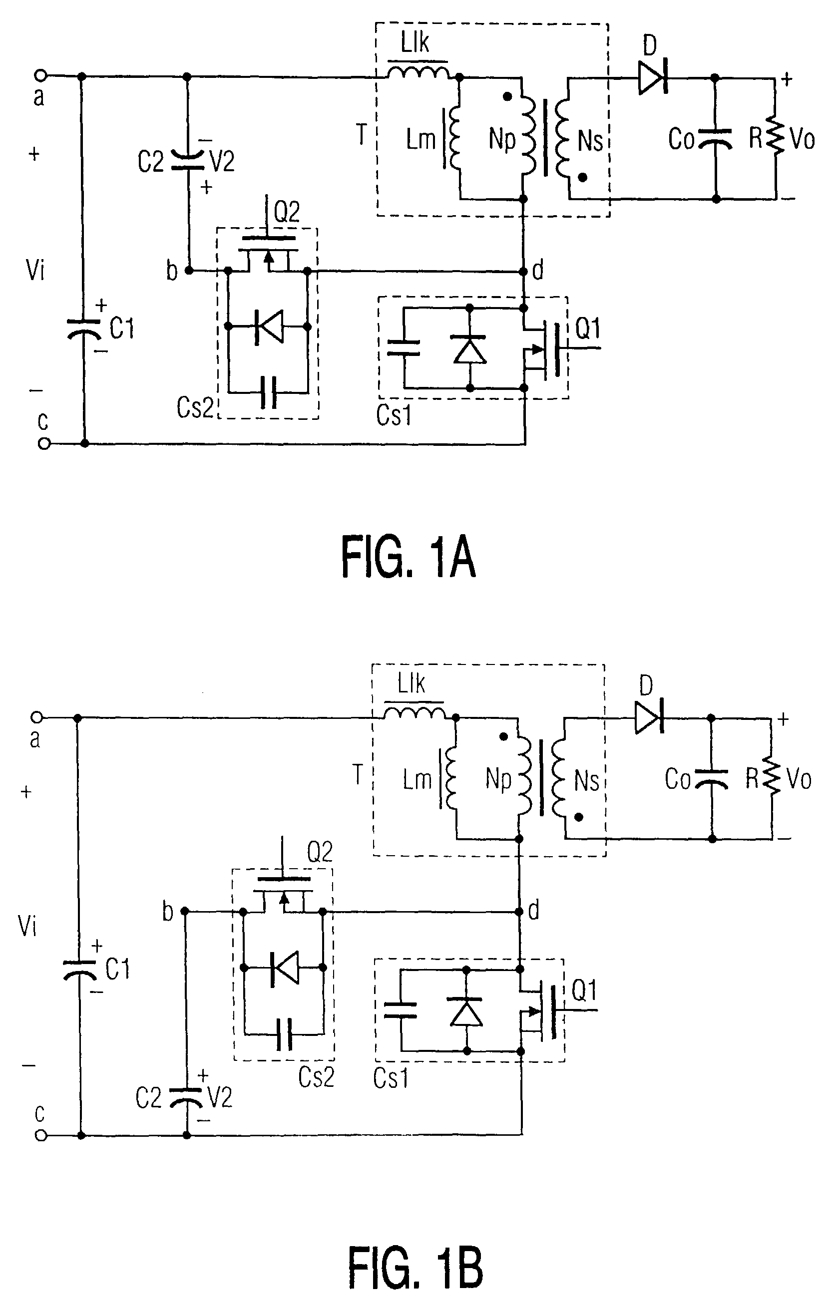 Patent Ep0851566a2 Half Bridge Zero Voltage Switched Pwm Flyback Isolatedvoltagesensor Powersupplycircuit Circuit Diagram Drawing