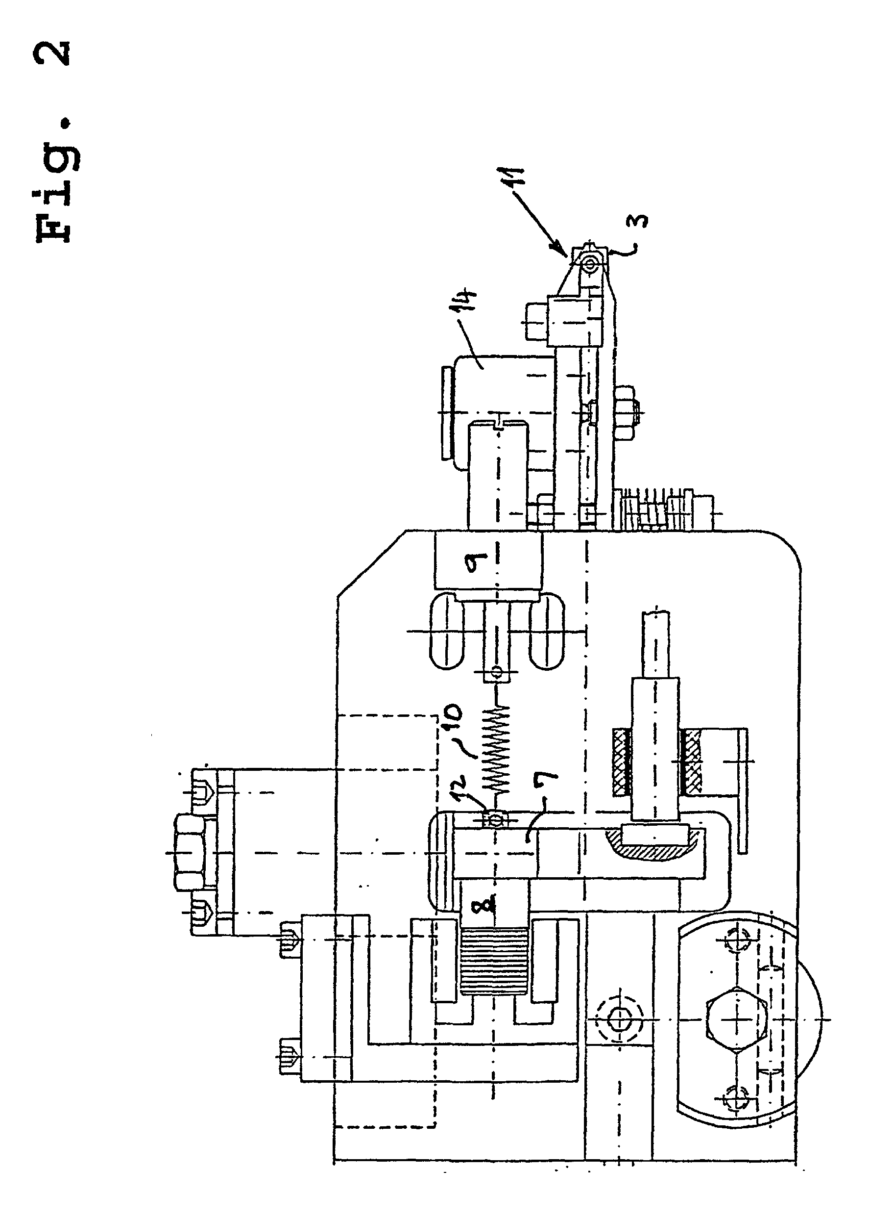 patent ep0857535b1 - bonding head for a wire bonding machine