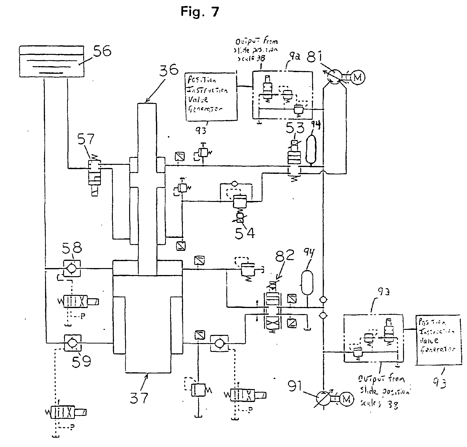 patent ep0867271b1 - hydraulic press for forming metal plates