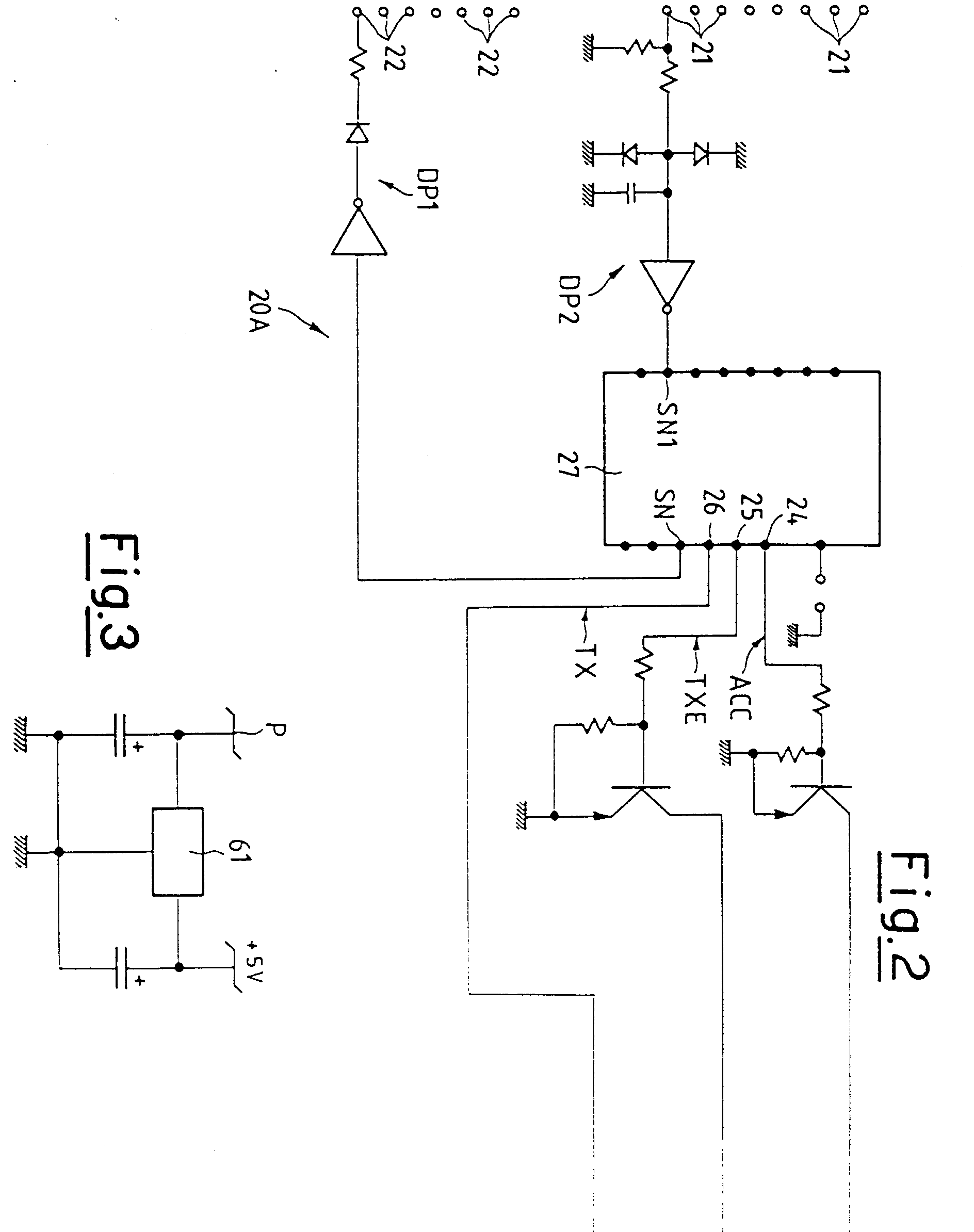 00120001 patent ep0876044a2 electric connection system for intercom and bitron video intercom wiring diagram at bayanpartner.co