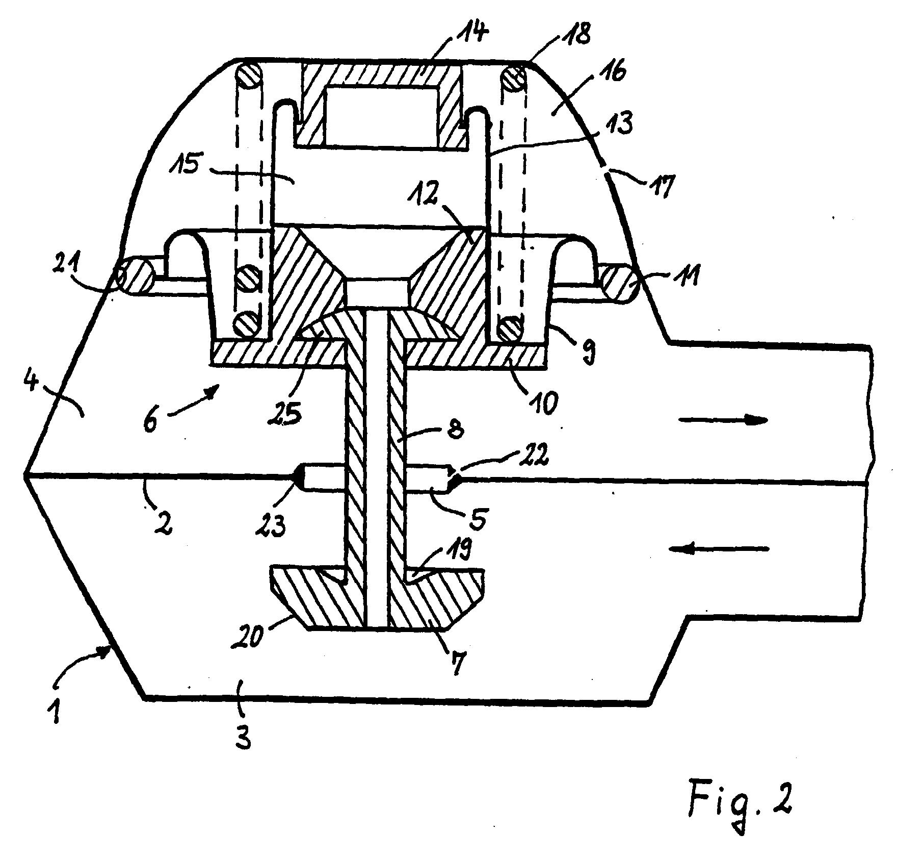 patente ep0892329a1 - gasdruckregler