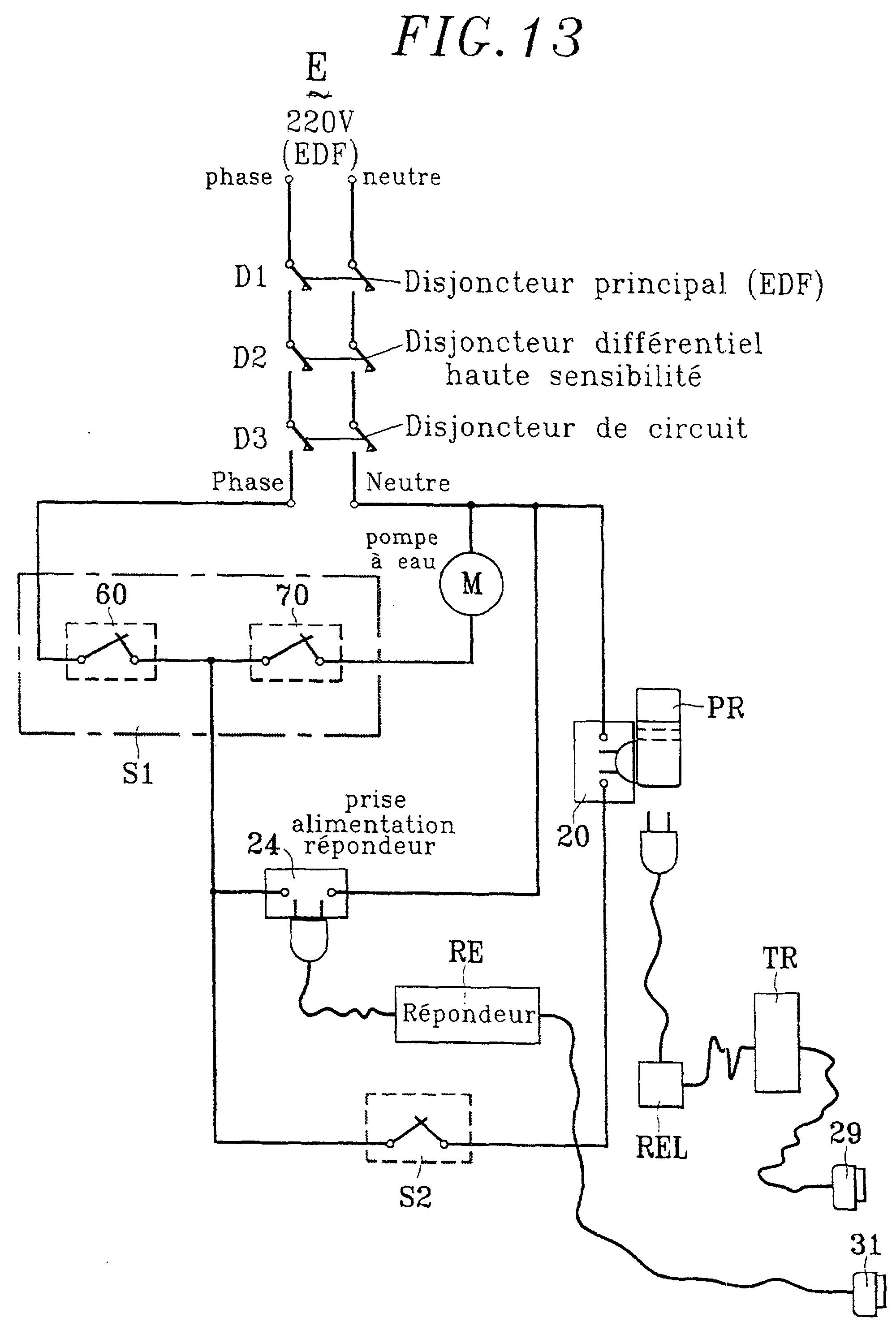 Patent ep0903924b1 syst me de t l surveillance du - Fabriquer goutte a goutte ...
