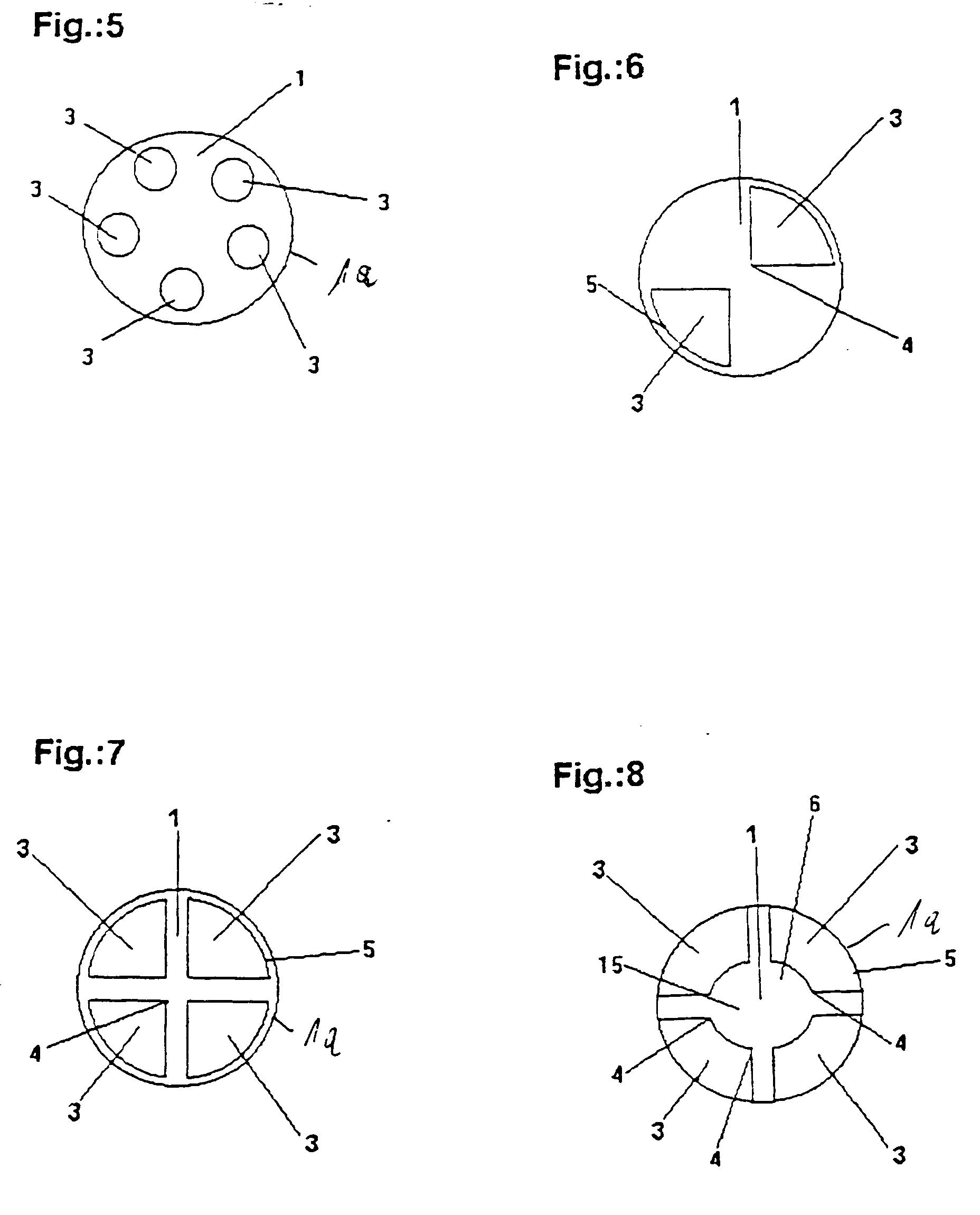 patent ep0908157a2 kieferimplantat zur halterung eines zahnersatzes am menschlichen kiefer. Black Bedroom Furniture Sets. Home Design Ideas