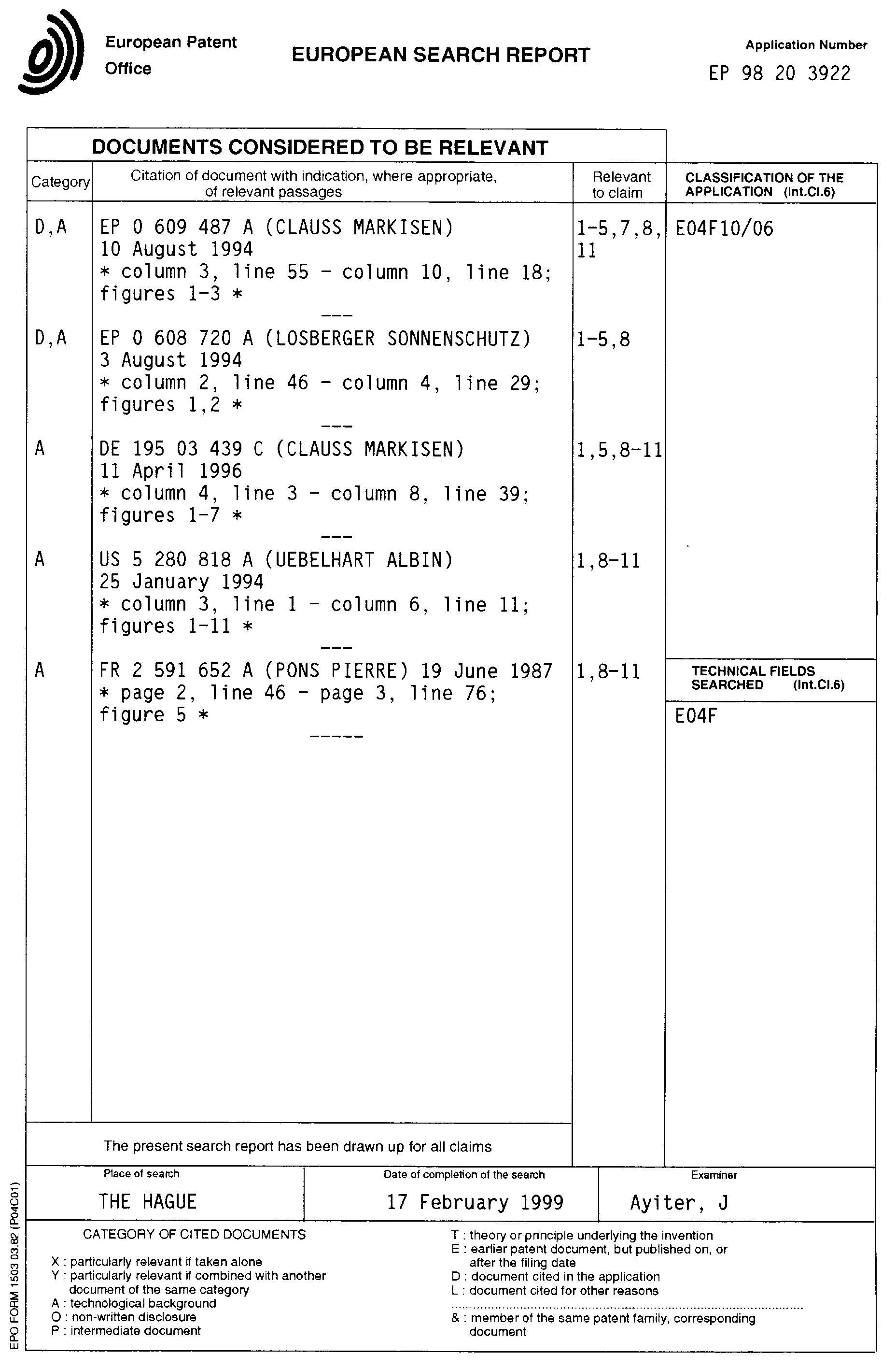 Patente Ep0918118a1 Structure D 39 Cran Google Patentes