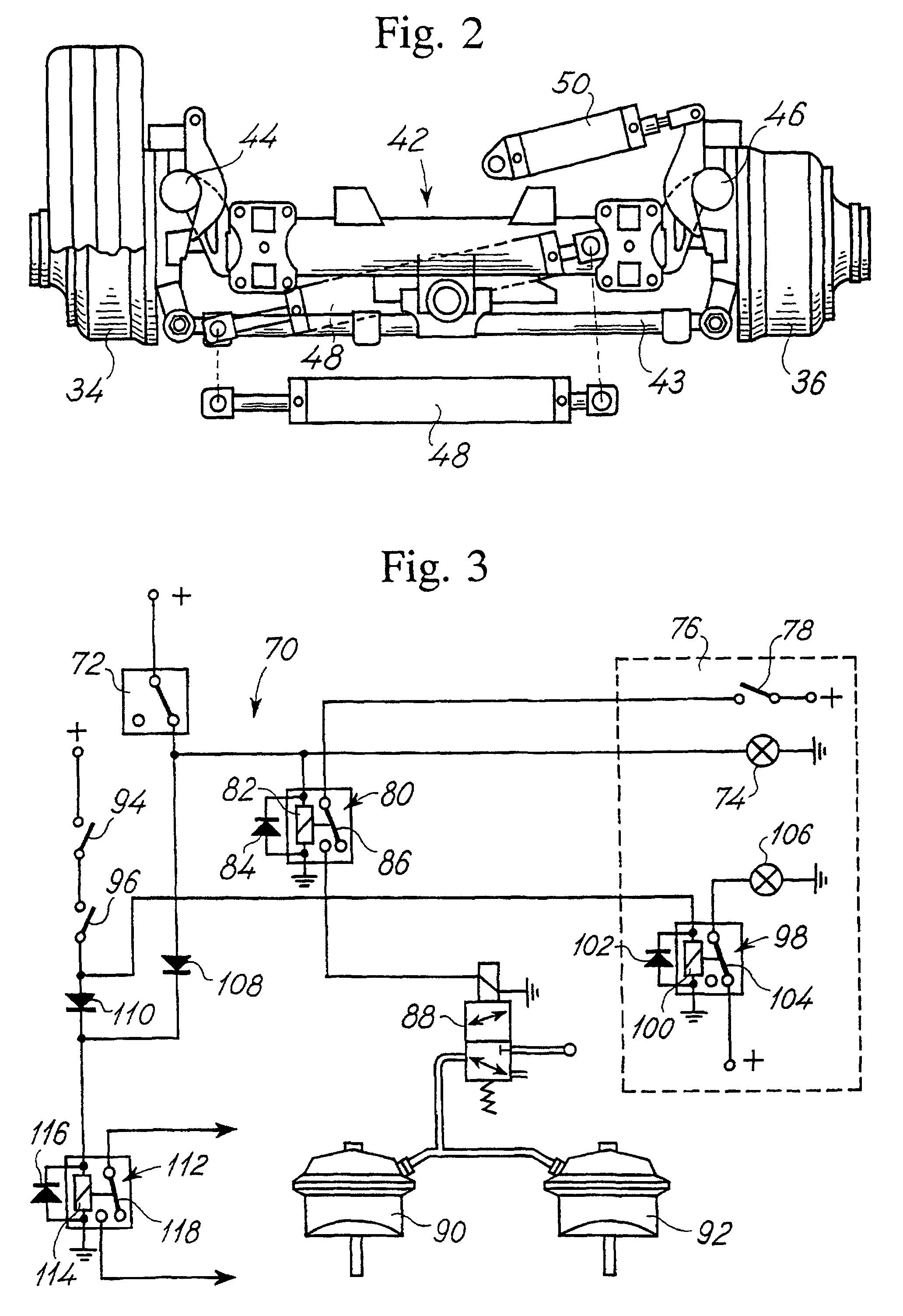 Semi Steering System : Patent ep b system for guided steering of at