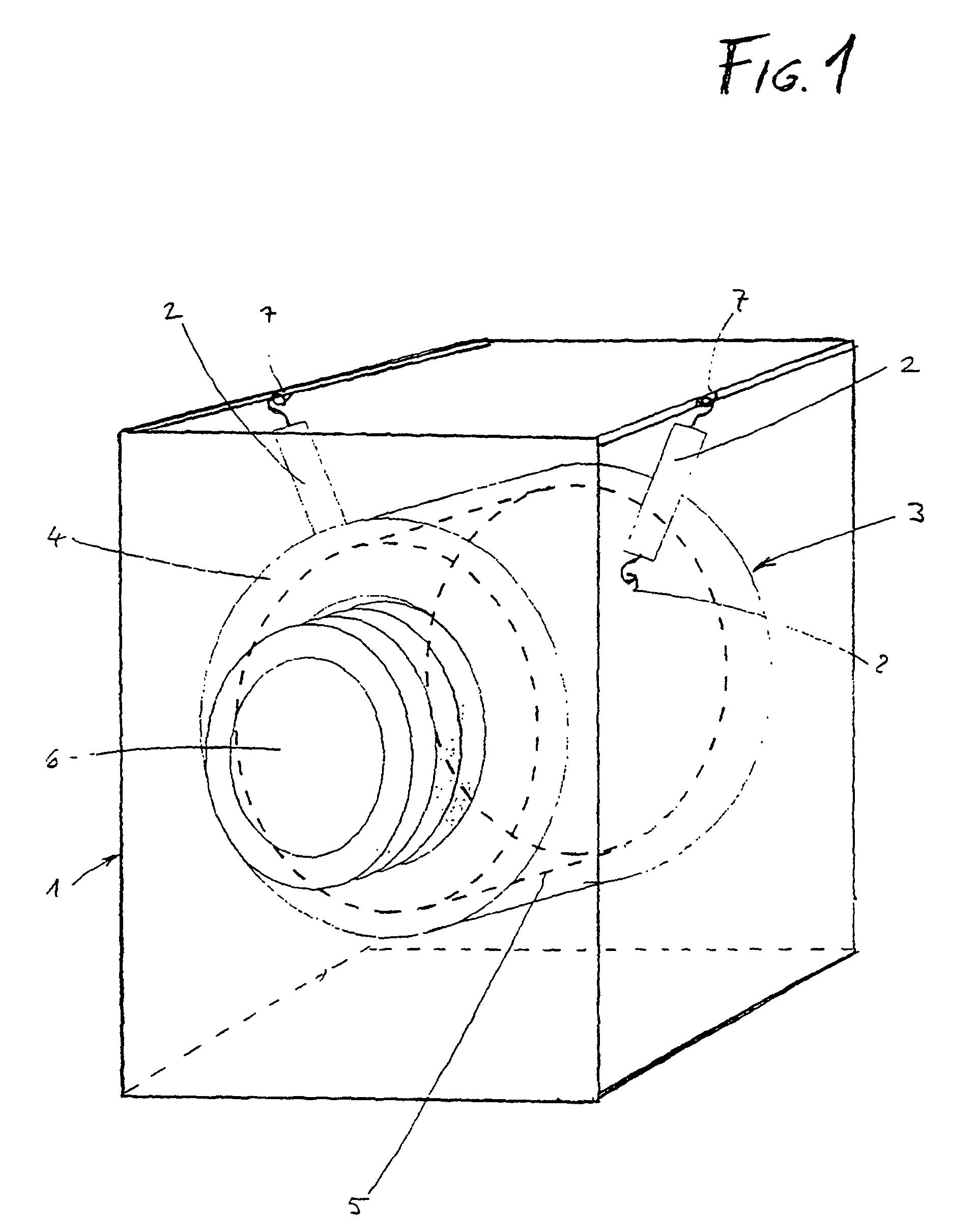 Washing Machine Drawing ~ Patent ep b washing machine with improved