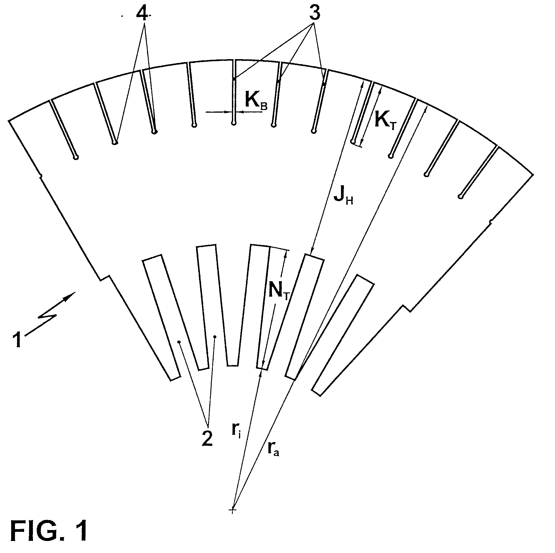 Electric Turbocharger Patents: Stator Lamination For An Electric