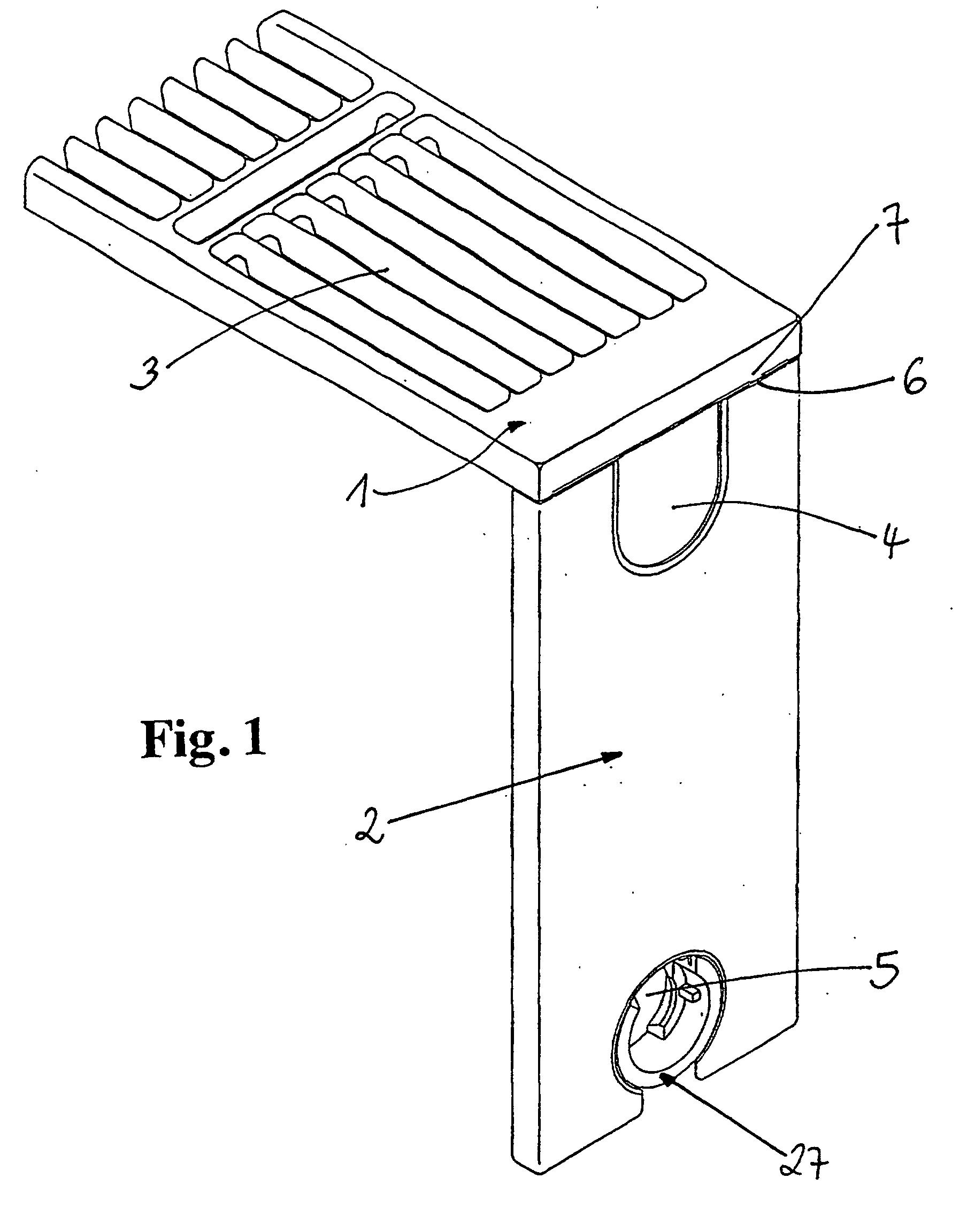 patent ep0931987b1 heizk rperverkleidung google patents. Black Bedroom Furniture Sets. Home Design Ideas