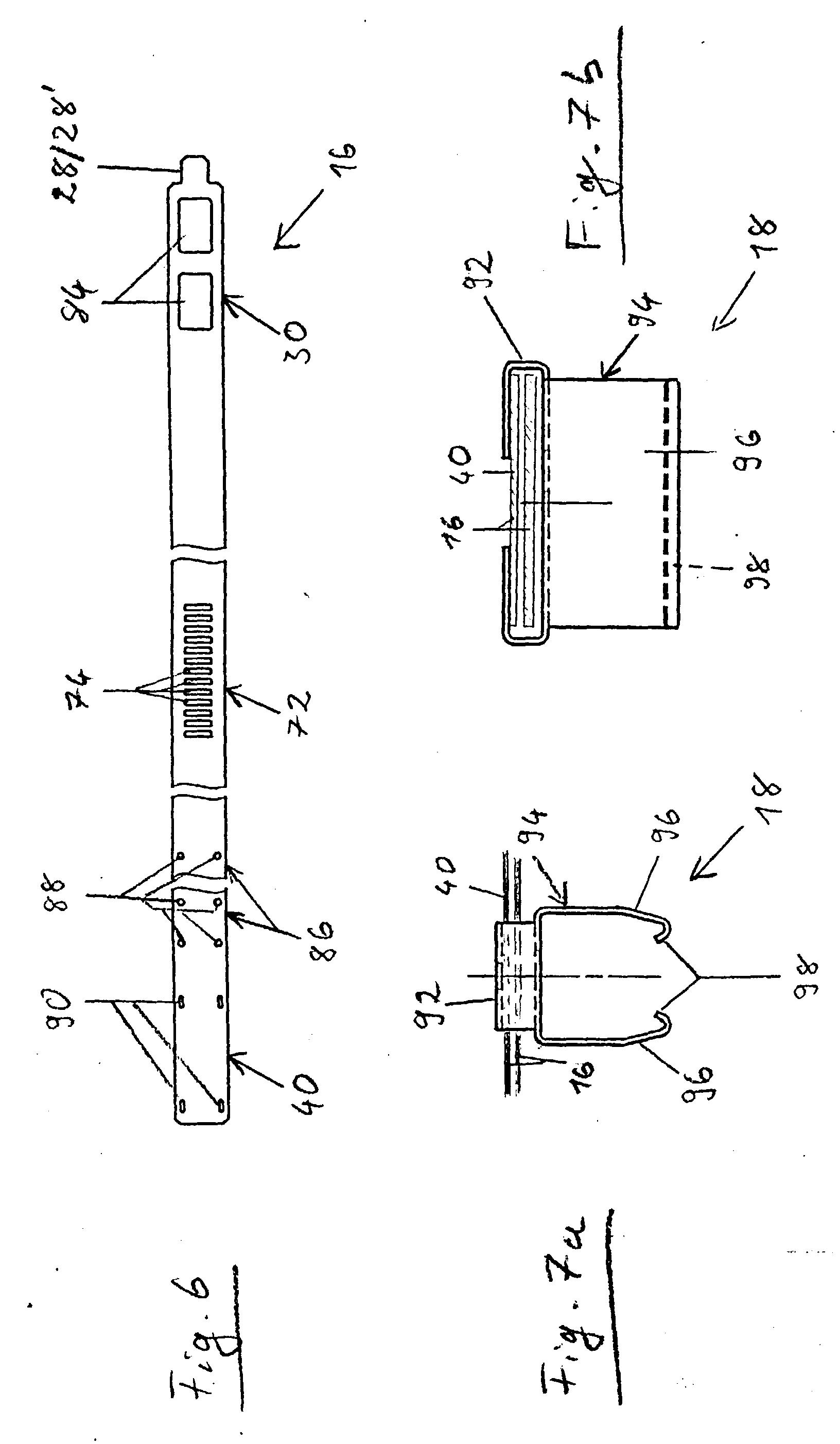 patent ep0936479a1 bride mit spannverschluss google patents. Black Bedroom Furniture Sets. Home Design Ideas