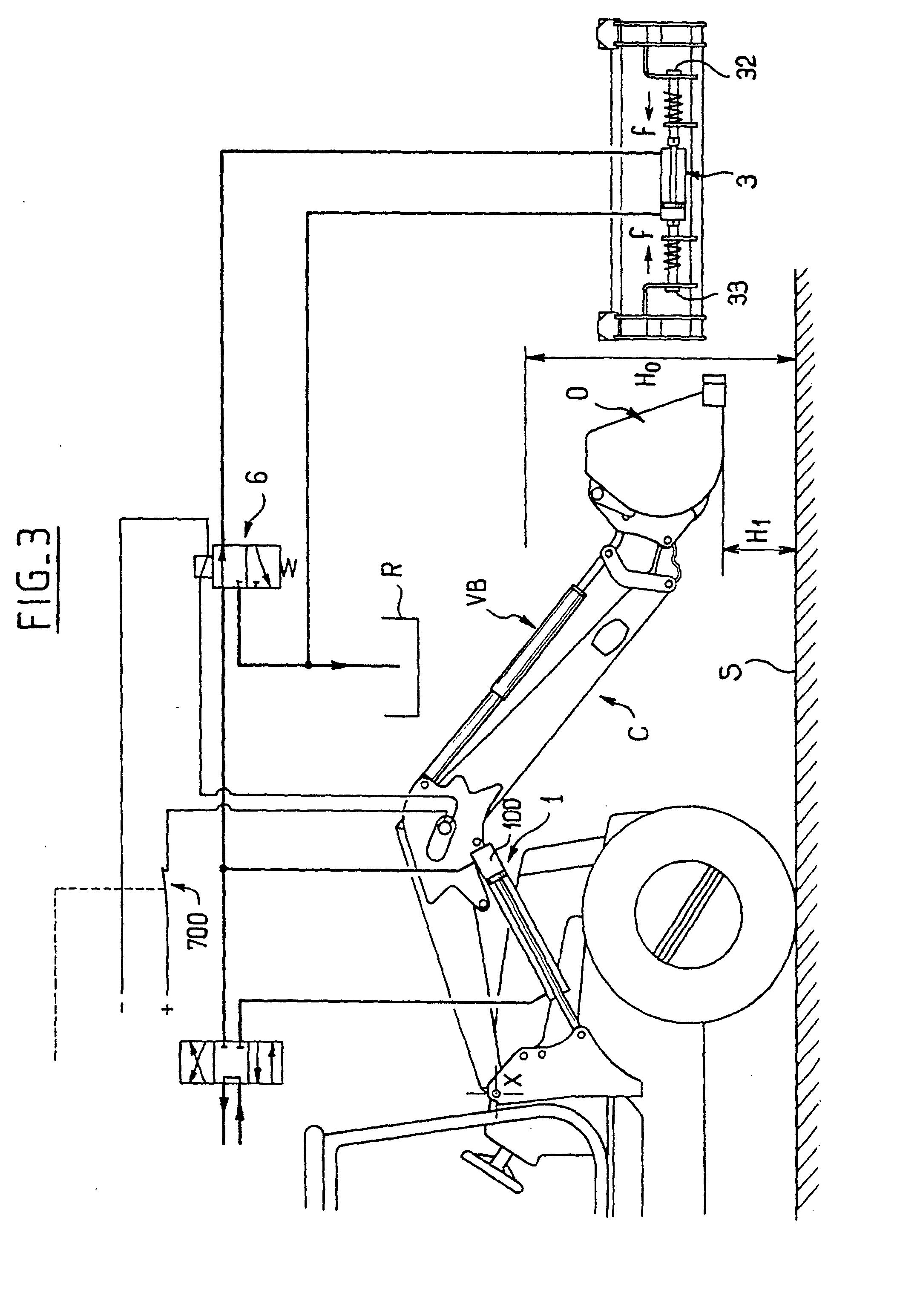 montage hydraulique sur david brown 880