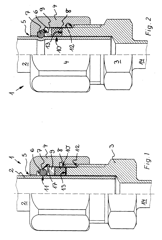 专利ep0943854b1 - clamping
