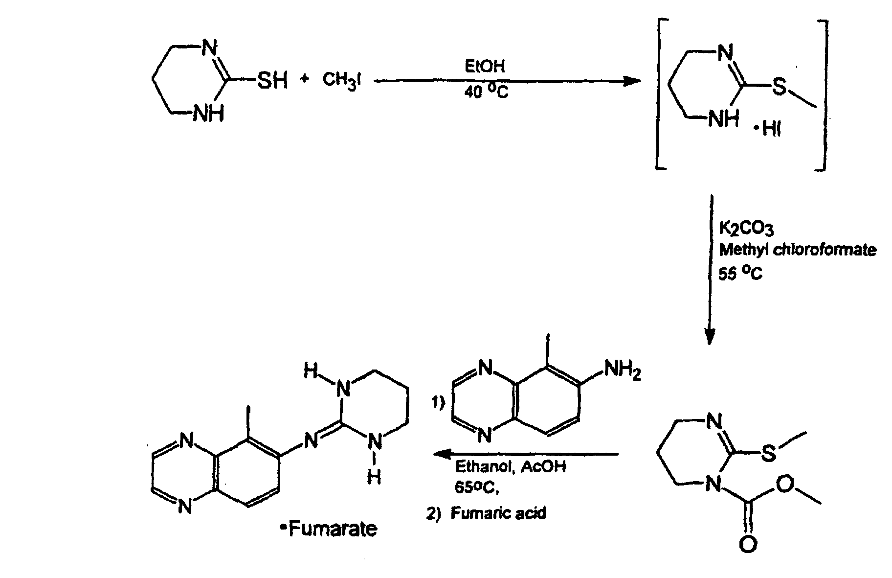 Patent EP0944603B1 - Process for making 2-amino-2 ...