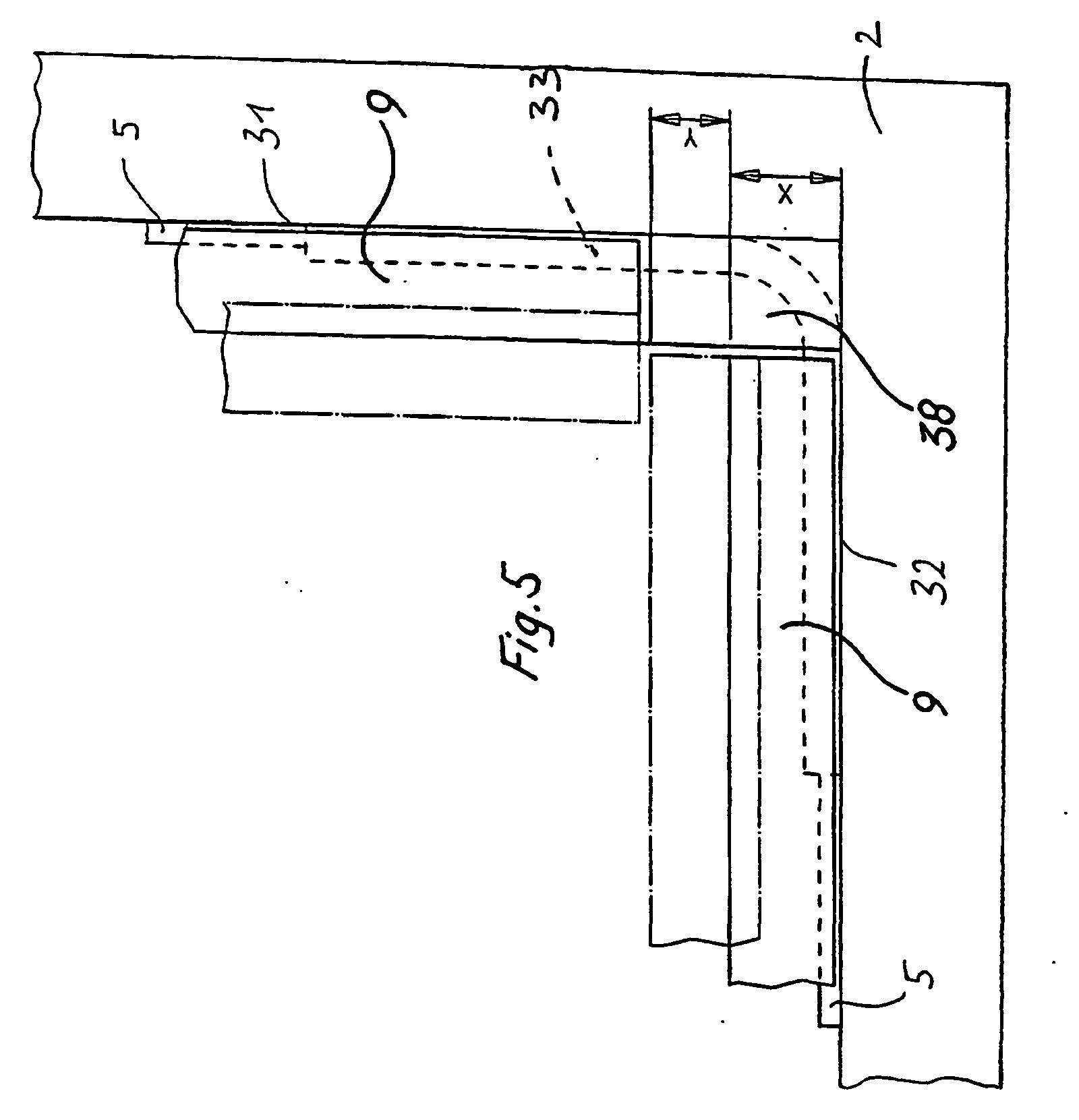 专利ep0945580b1 - beschlag