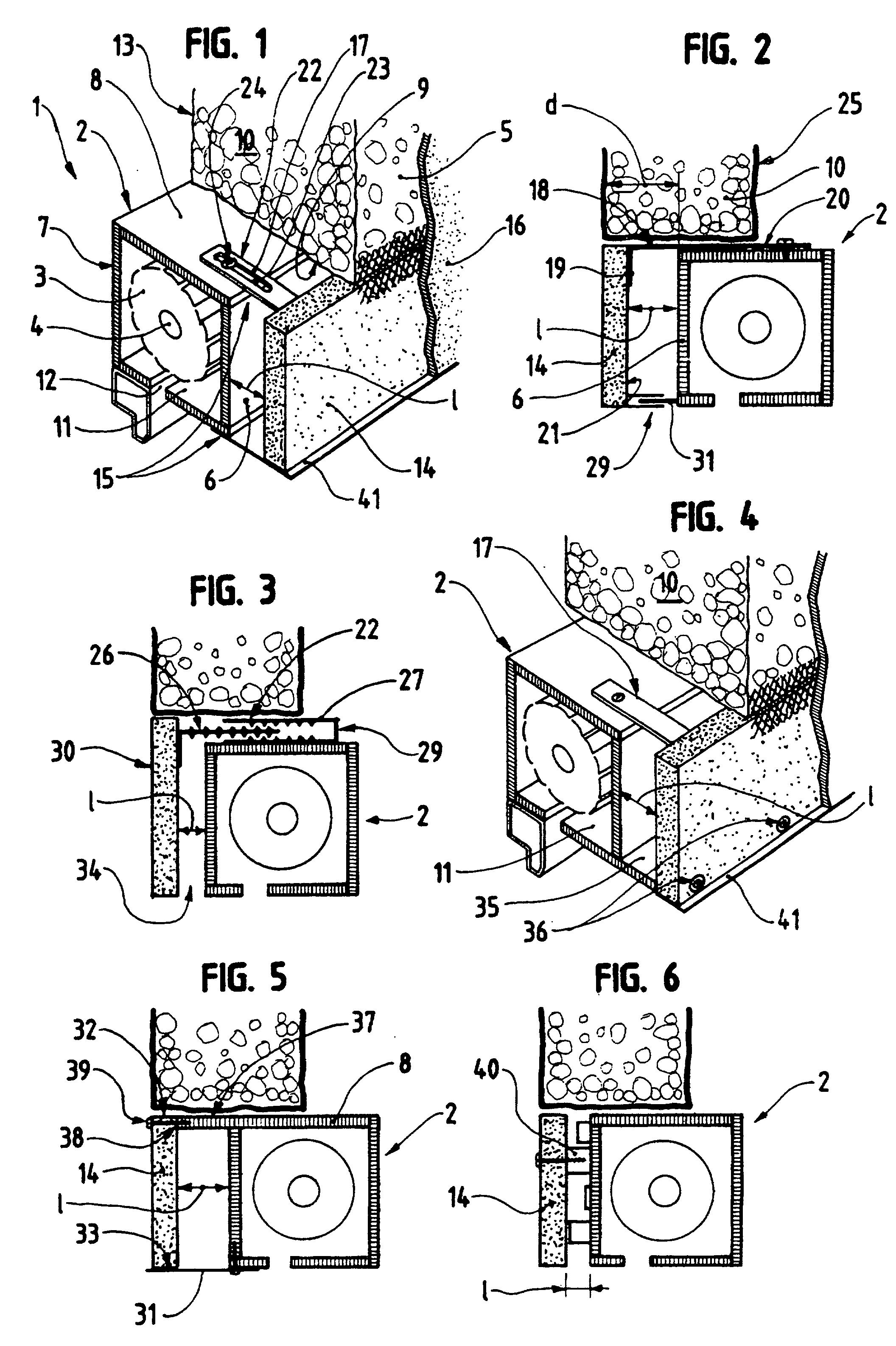 Patent ep0945584b1 caisson de volet roulant google patents - Caisson de volet roulant ...