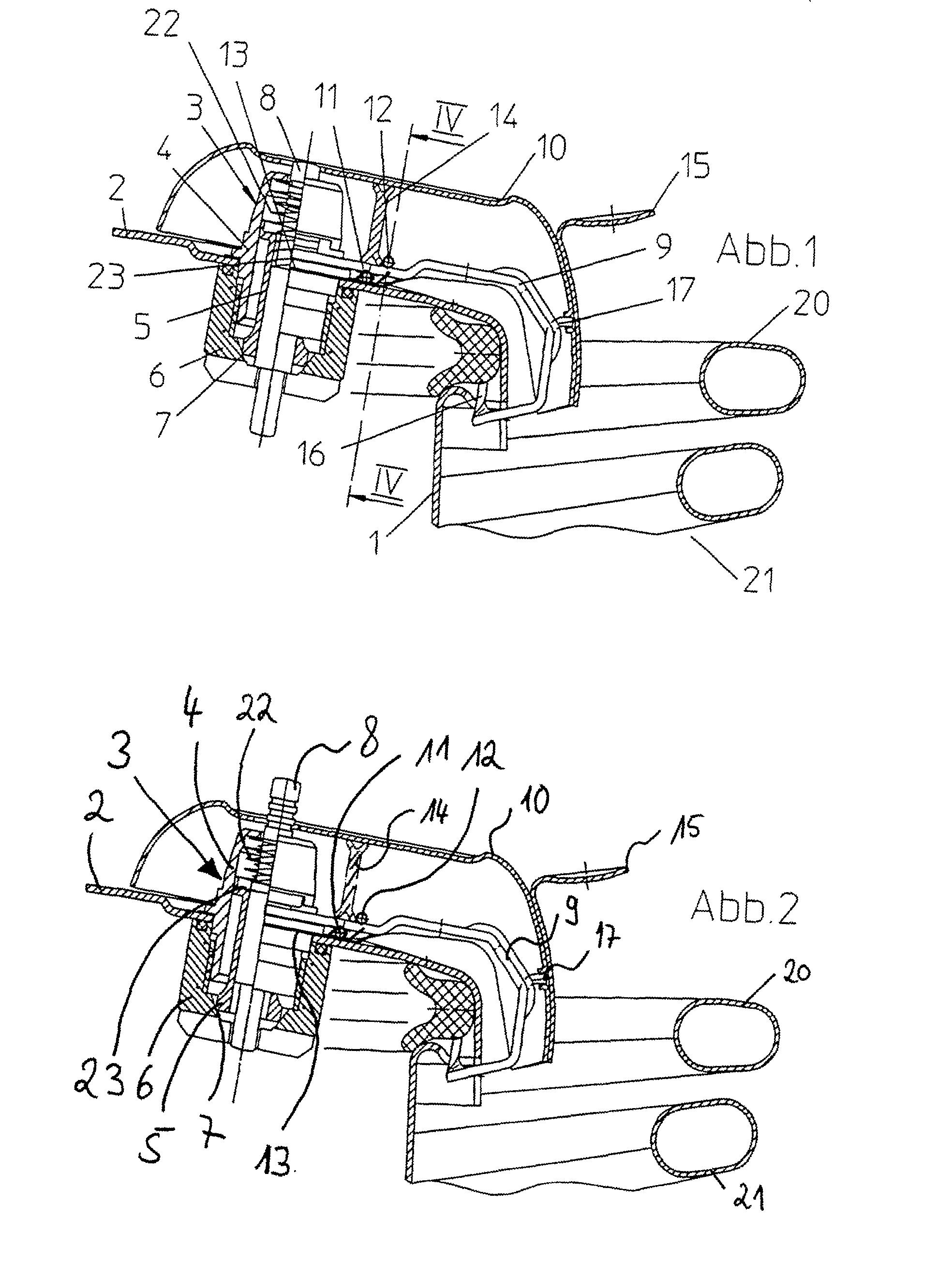 Patent ep0958768b1 r cipient de cuisson sous pression avec soupape de s curit google patents - Cookeo cuisson sous pression ...