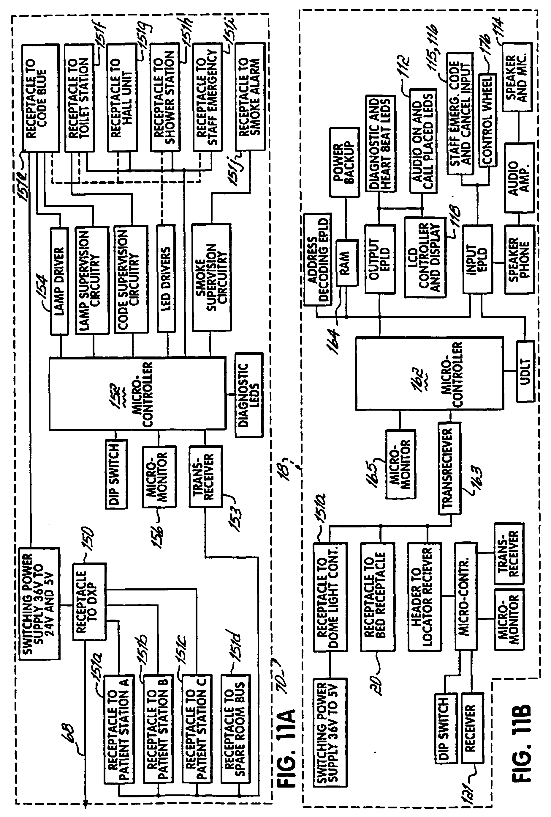 nurse call system wiring diagram