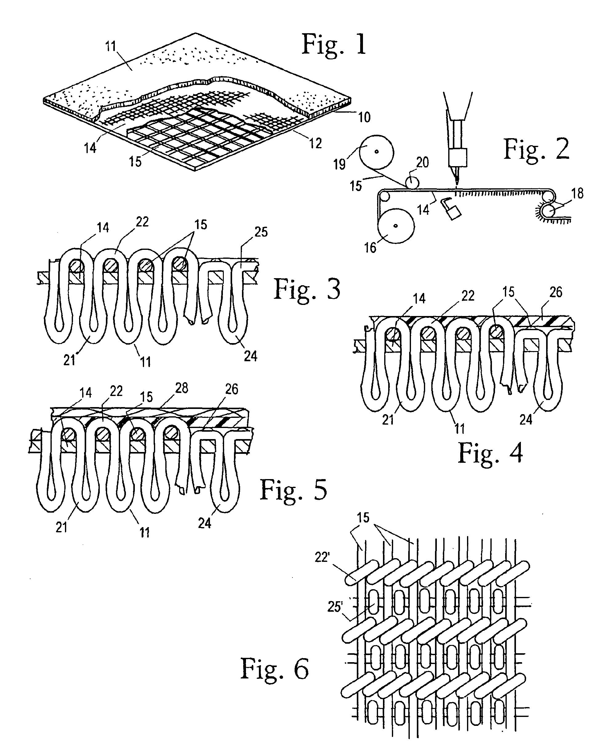 Tufted Carpet Construction Patente Us20040062902 Dual Denier Tufted ...