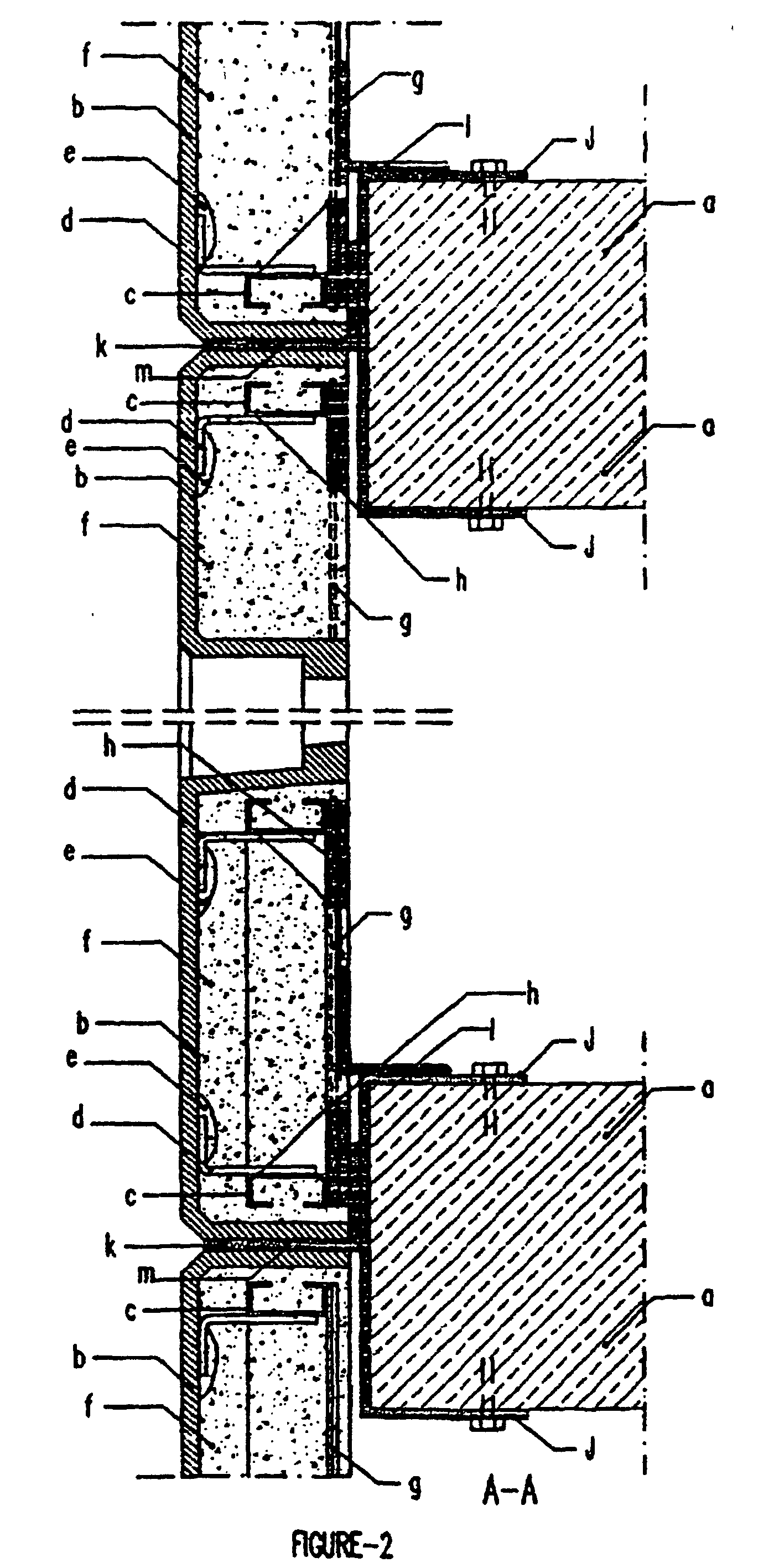 Patent EP0983407B1 Prefabricated glass fiber reinforced