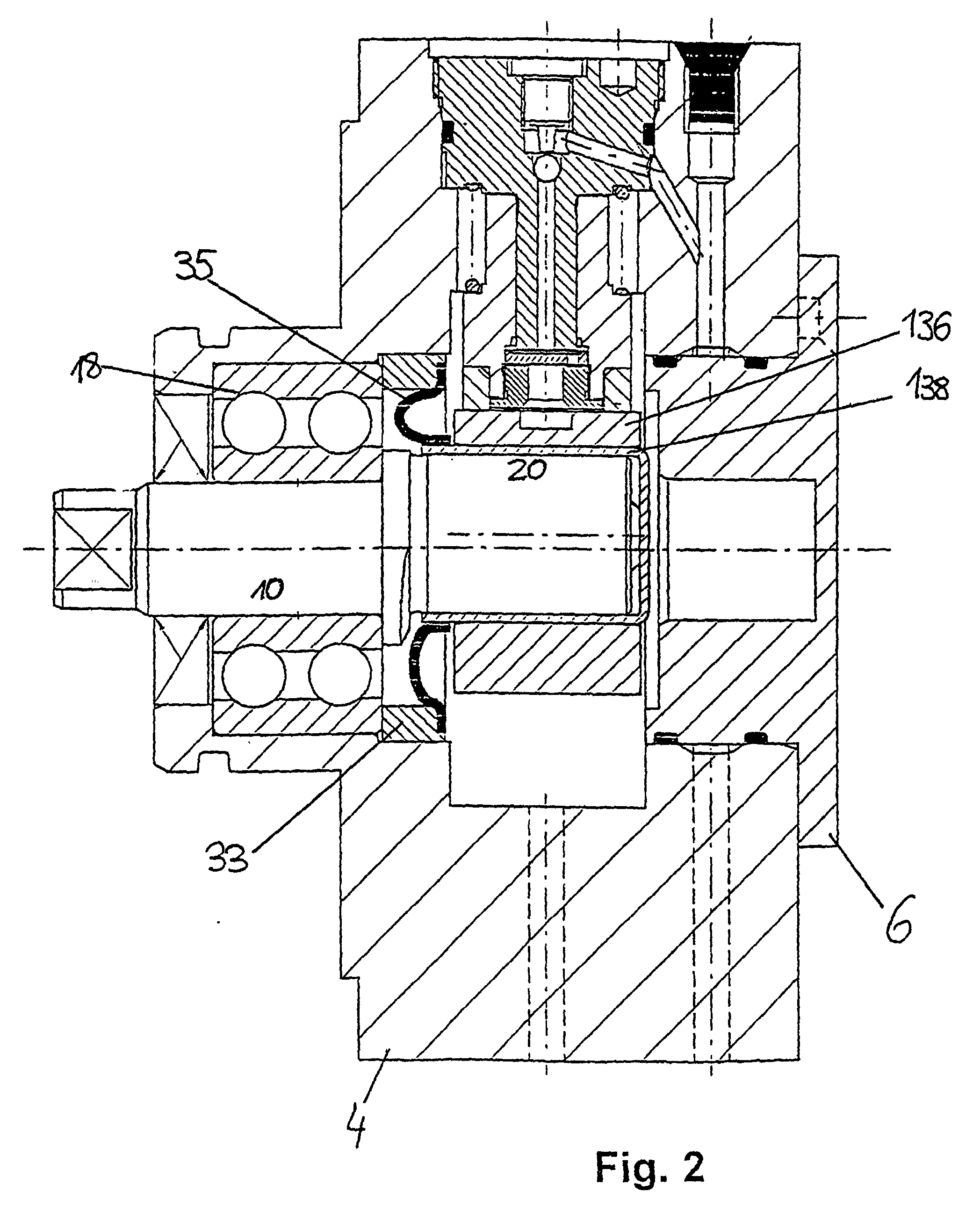Patent Ep0991863b1 Radial Piston Pump Google Patents Drawing Honda 750 Wiring Diagram To Download 1983 Shadow Print