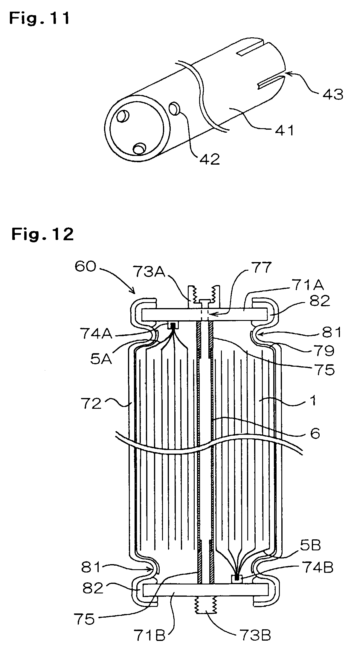 Patent Ep0994519a2 Electrolyte Solution Filling Method And Battery Hawker Powersource Cell Diagram Drawing