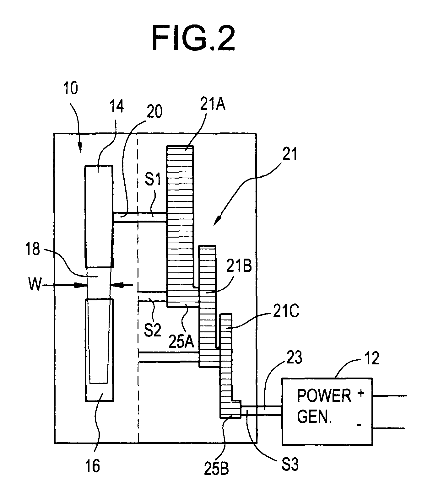Patent Ep1001165a2 Spring Motor For Generating Constant