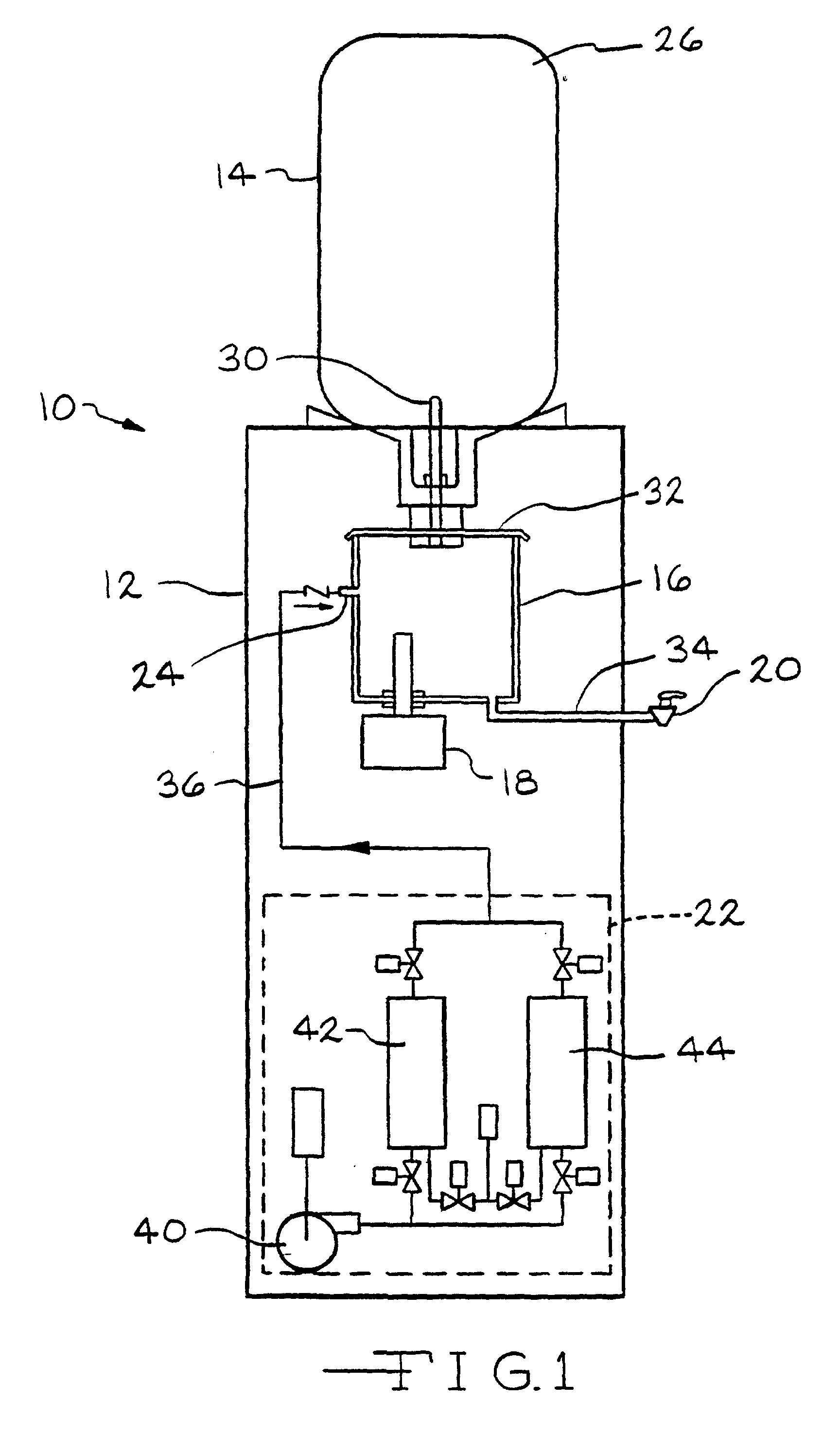 Patent Ep1015389b1 Oxygenated Water Cooler Google Patents