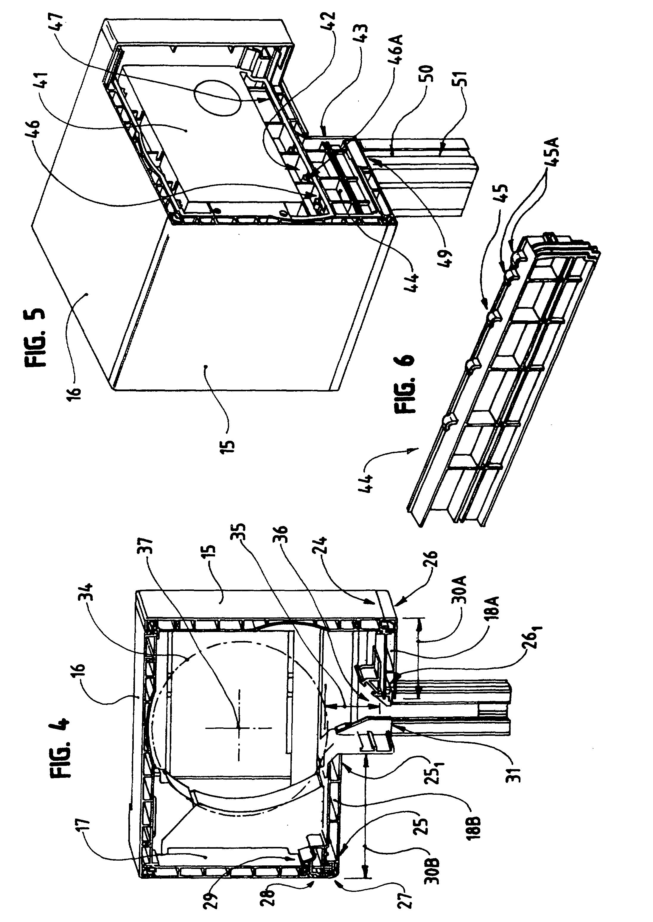 bloc fen tre. Black Bedroom Furniture Sets. Home Design Ideas