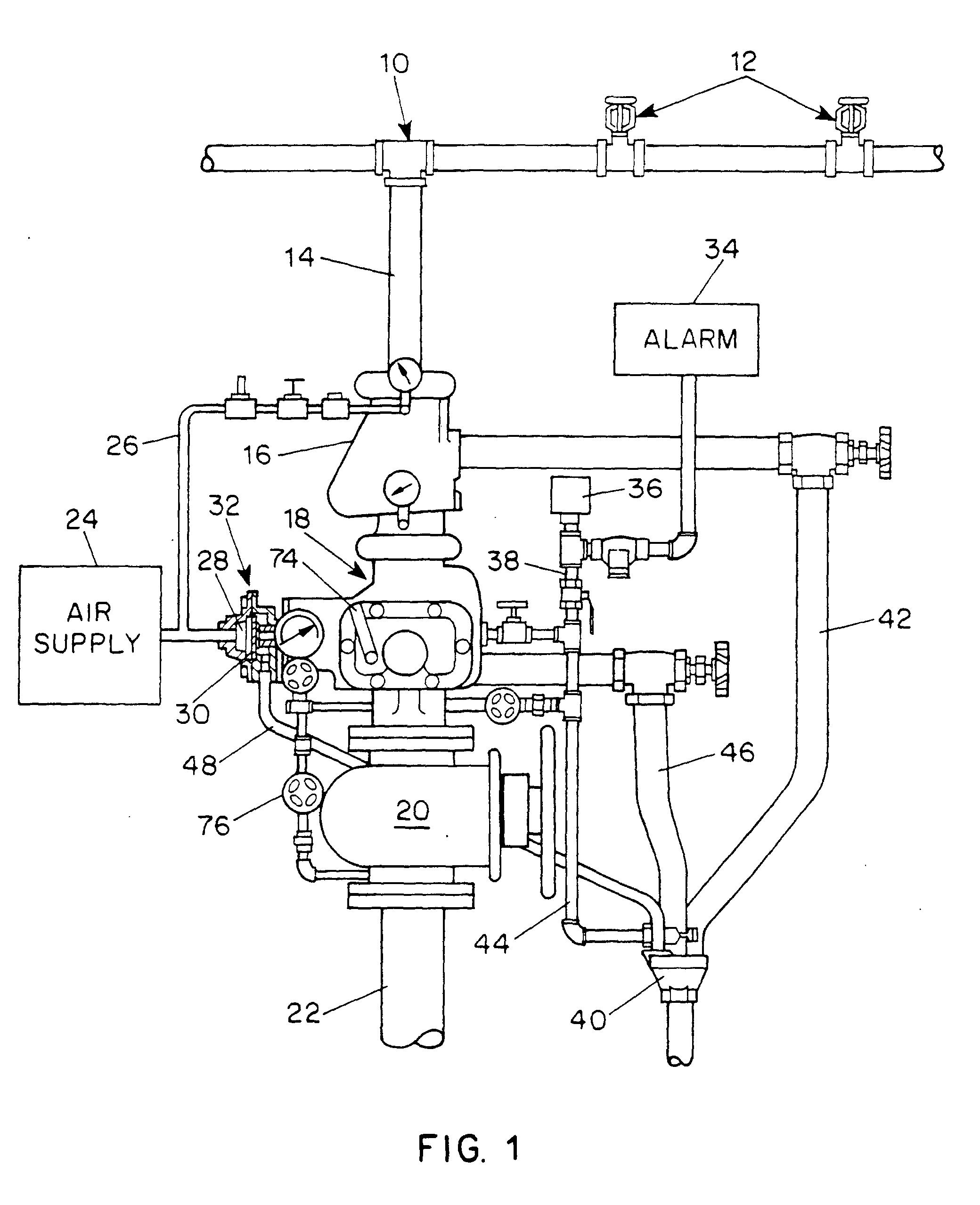 patent ep1027108b1 - dry pipe valve system