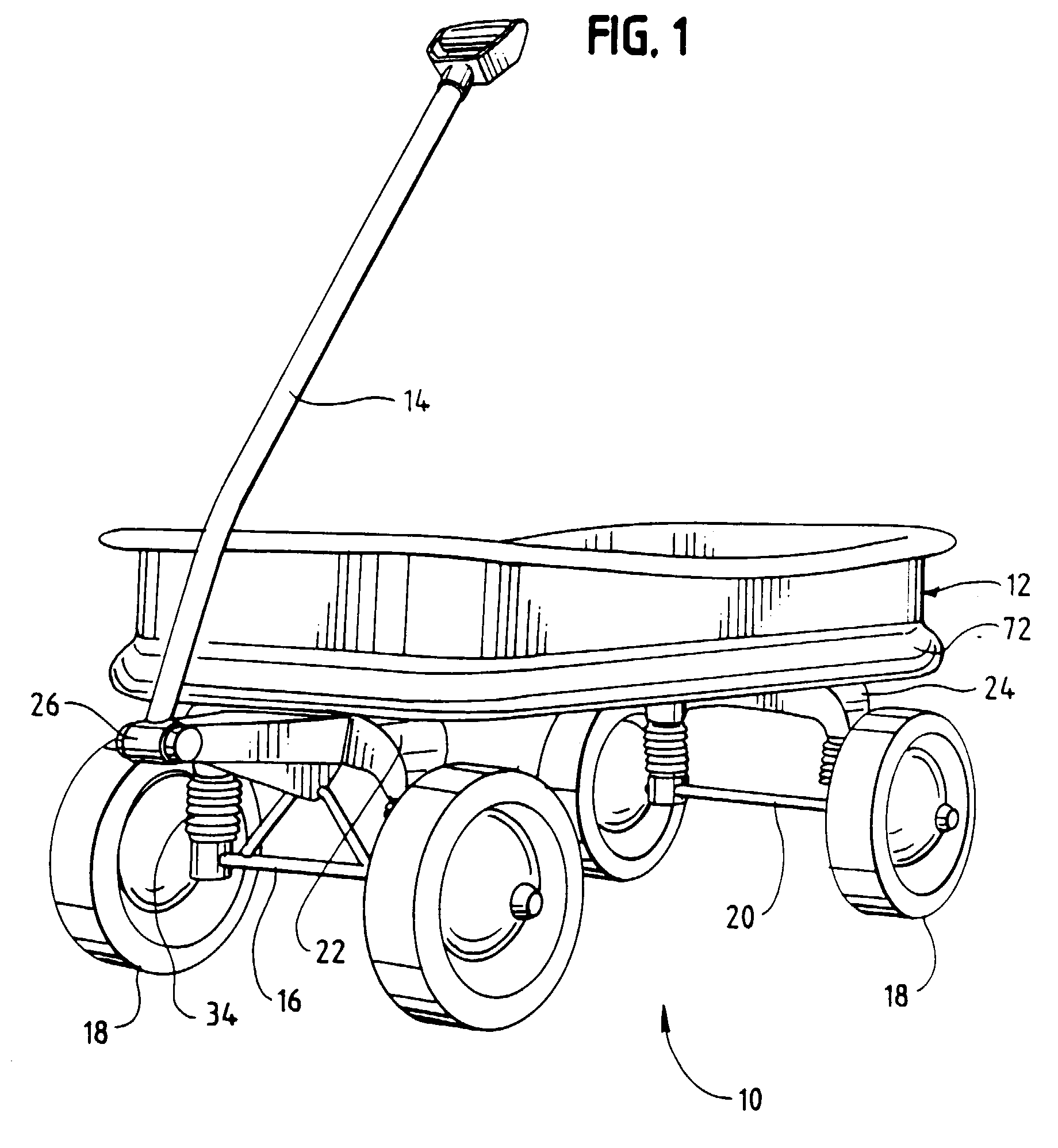 Radio Flyer Wagon Dimensions The Wagon