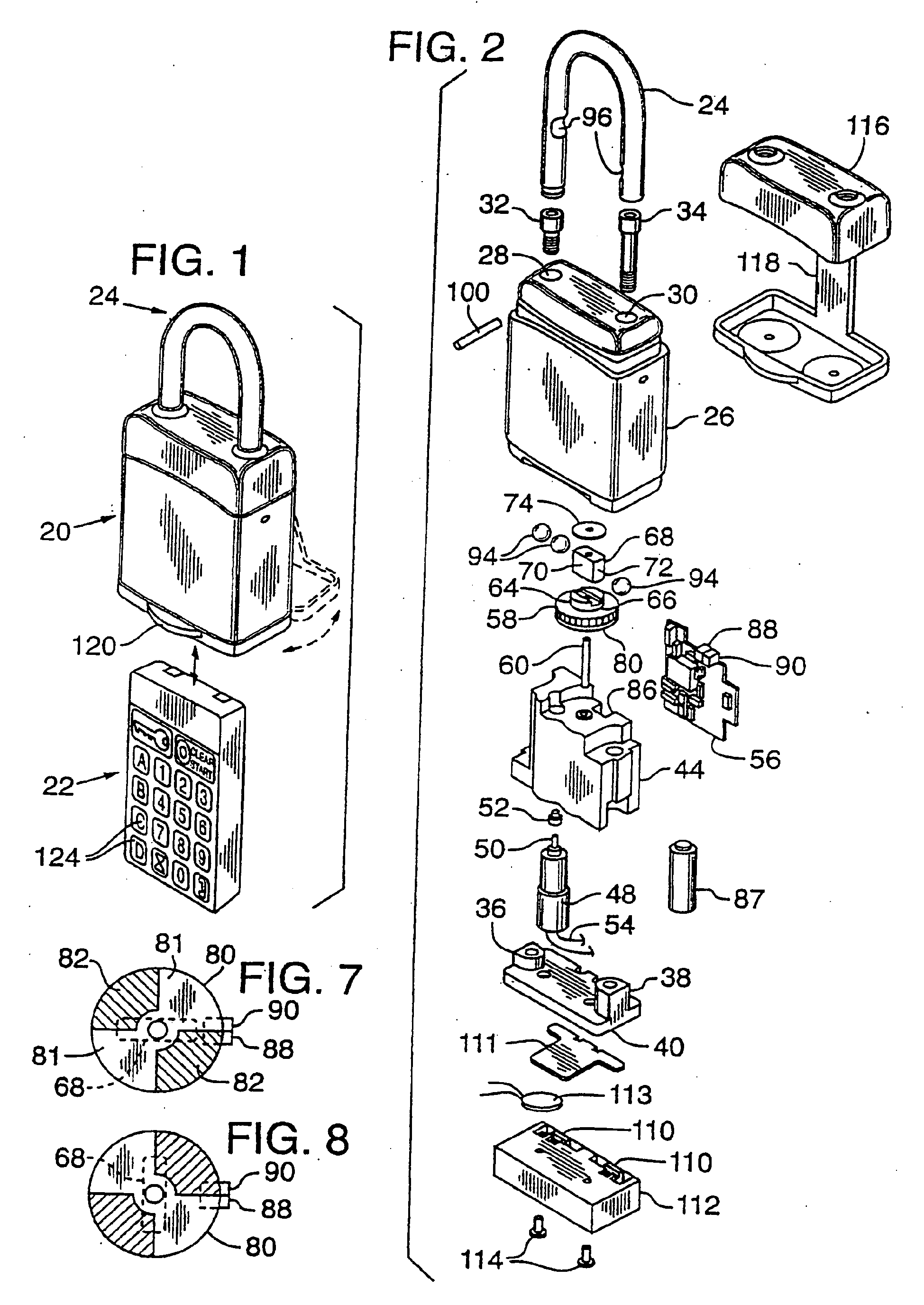master lock reset instructions