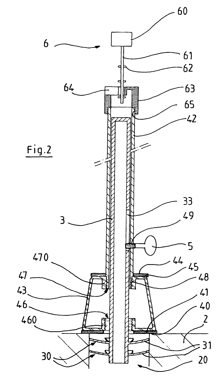Patent ep1039049a1 m canisme de chasse d 39 eau destin notamment remplacer un m canisme - Remplacer une chasse d eau ...