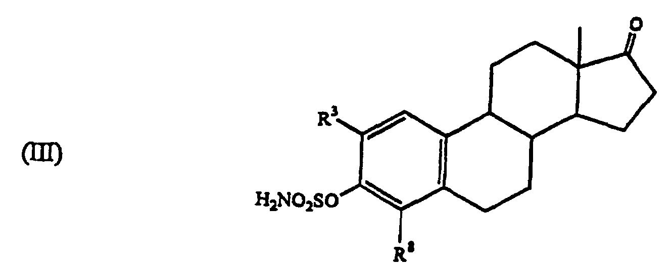 Patent ep1042354b1 estrone sulfamate inhibitors of estrone sulfatase