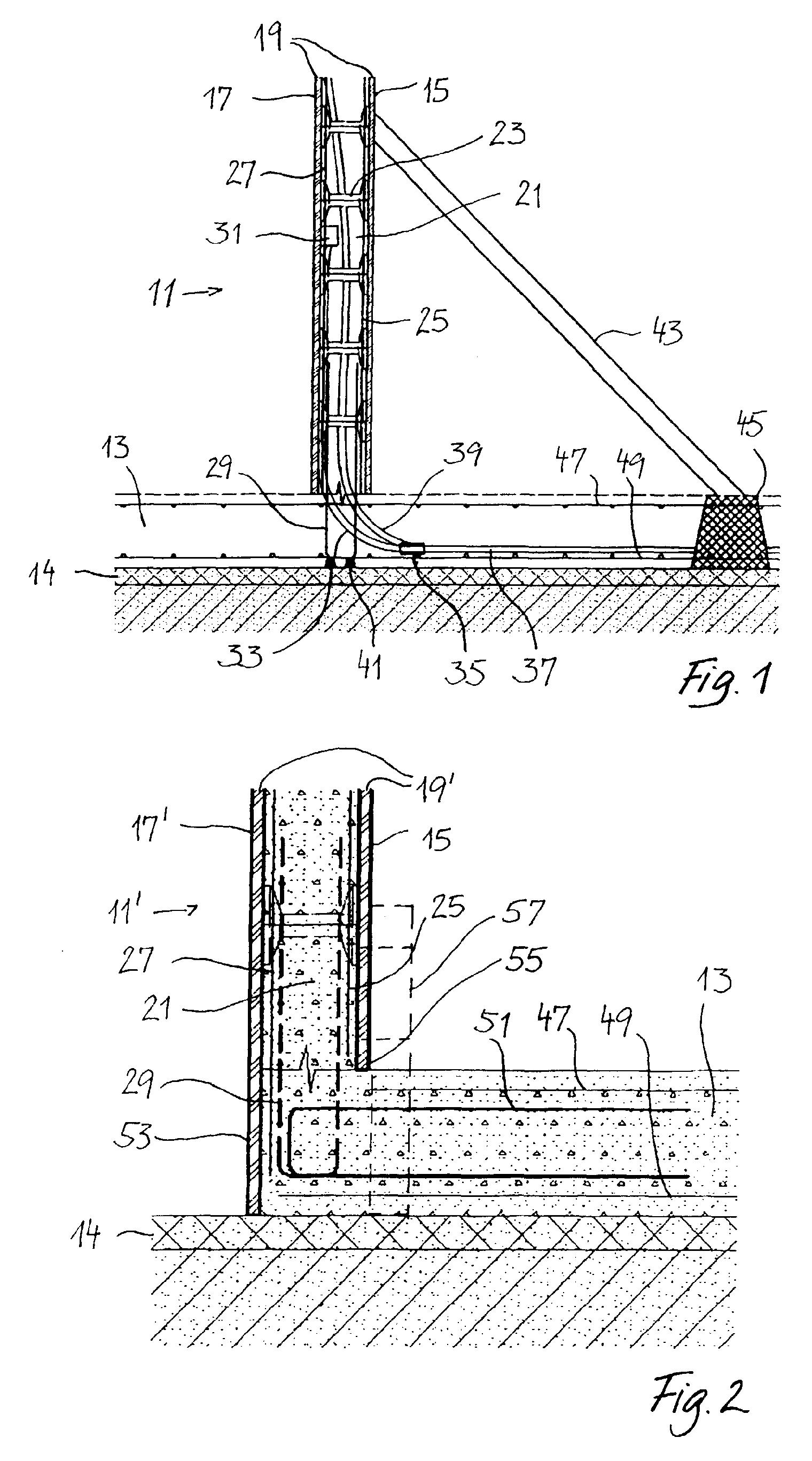 patent ep1046758a1 verfahren zur herstellung einer platte und einer davon aufgehenden. Black Bedroom Furniture Sets. Home Design Ideas