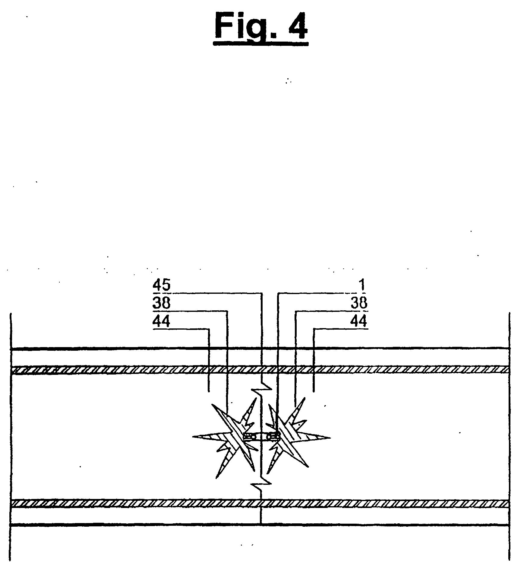 patent ep1061189b1 fugenband f r fugen in bauwerken. Black Bedroom Furniture Sets. Home Design Ideas