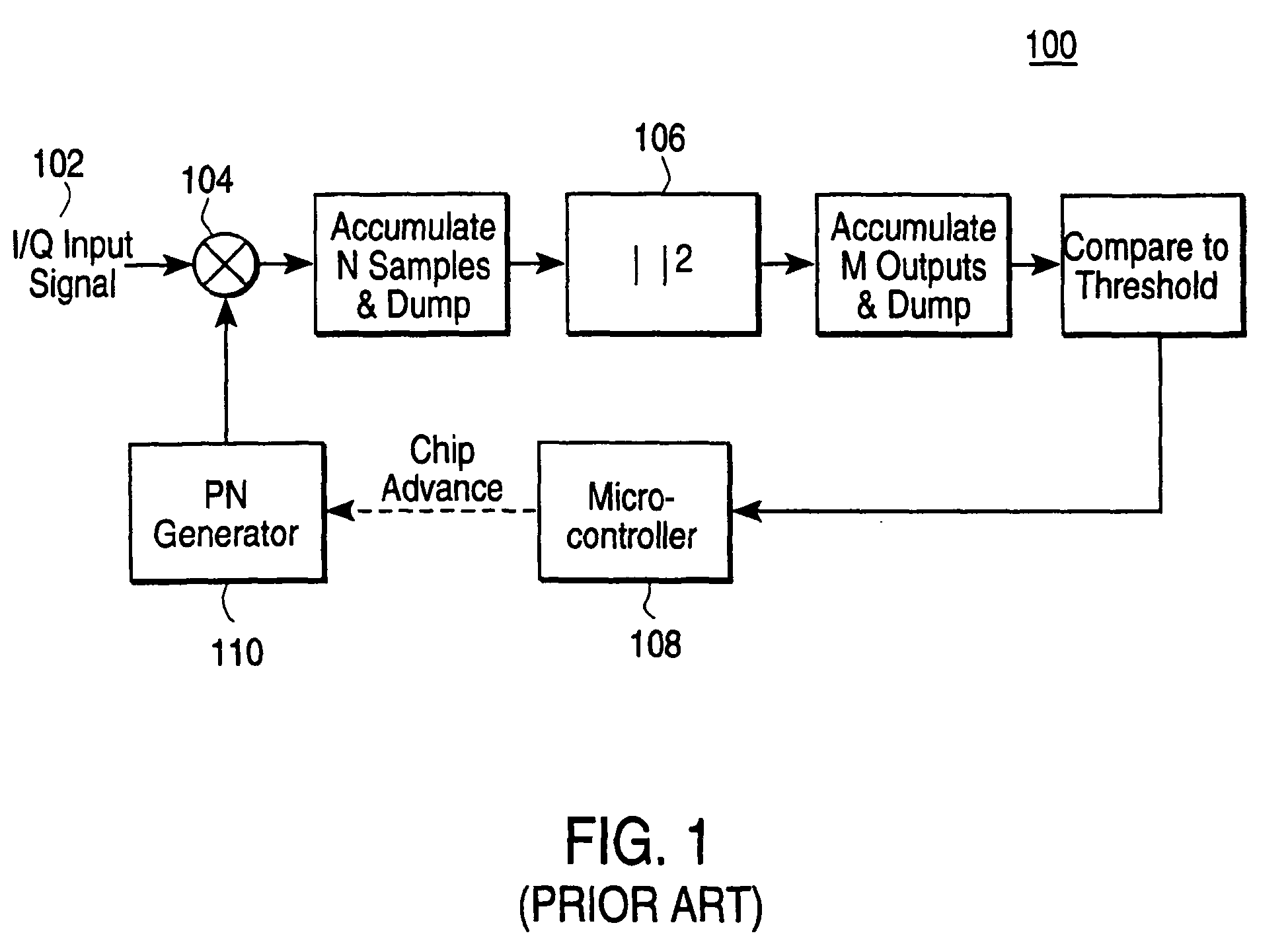 patent epb  matched filter  google patents, block diagram