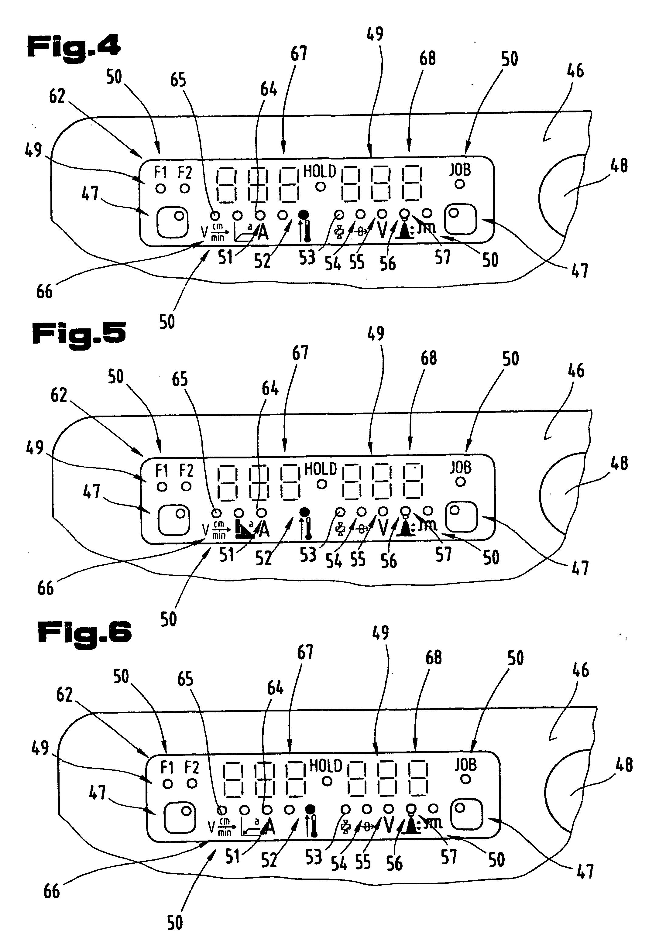 Schweißparameter Berechnen : patente ep1077784b1 verfahren zum steuern eines schweissger tes und steuervorrichtung hierf r ~ Themetempest.com Abrechnung