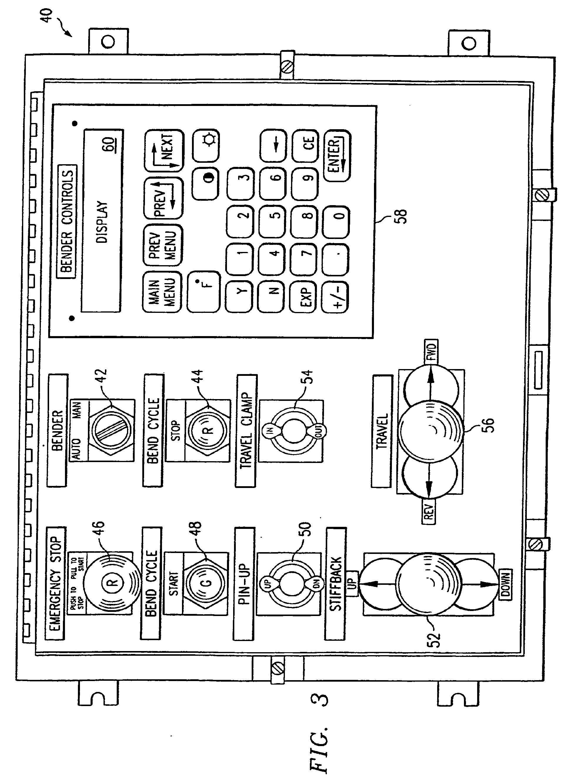 Patent Ep1086760b1 Automated Pipe Bending Machine And