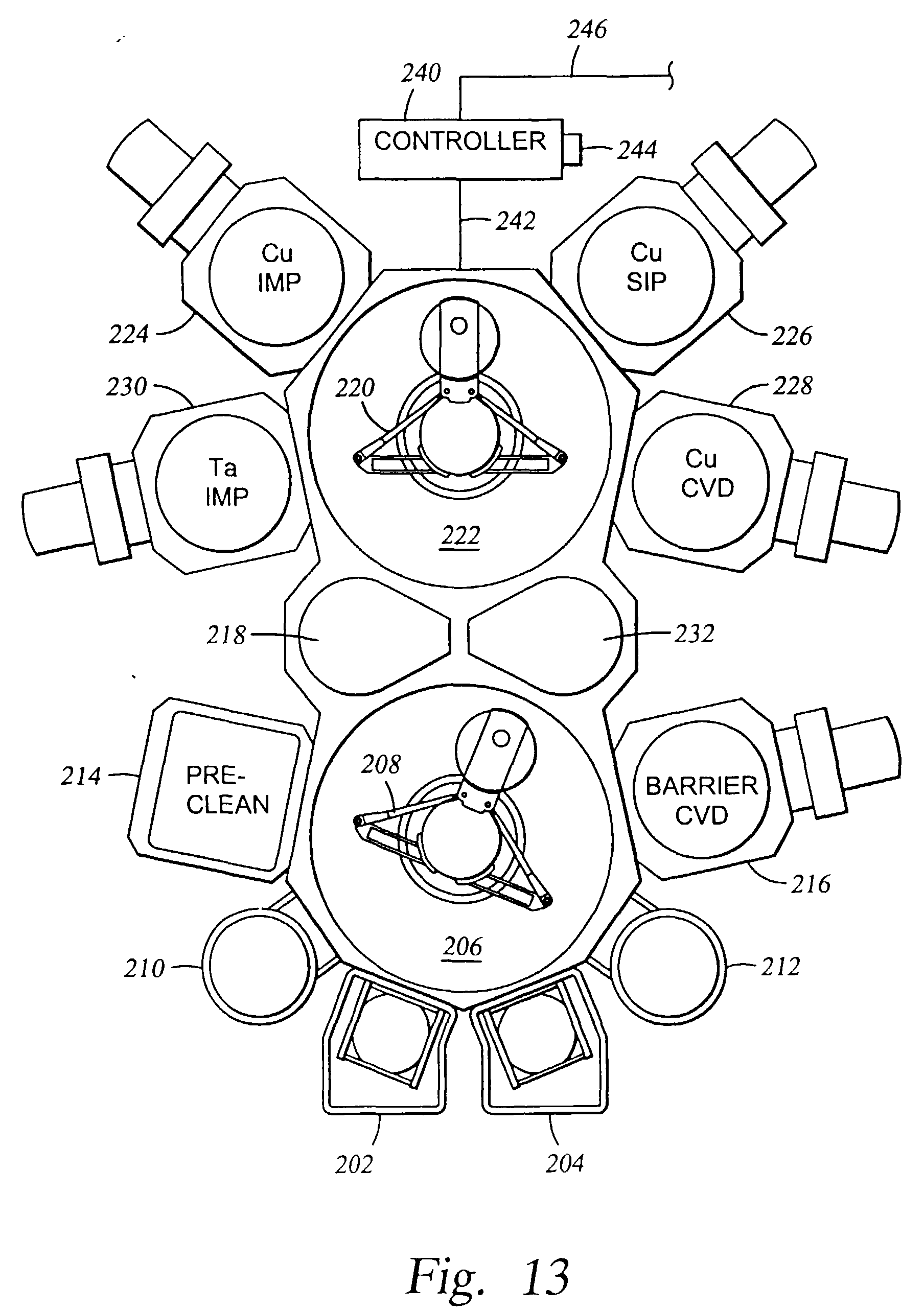 patent ep1091016a2 - self ionized plasma for sputtering copper