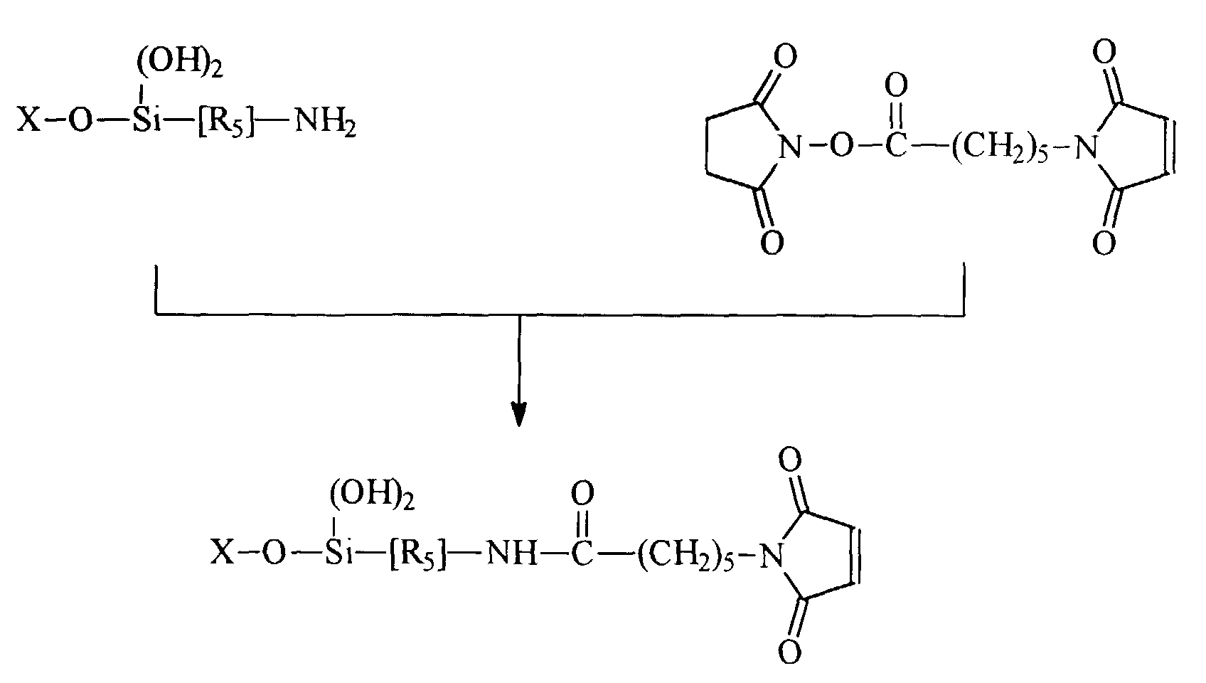 deionized water formula
