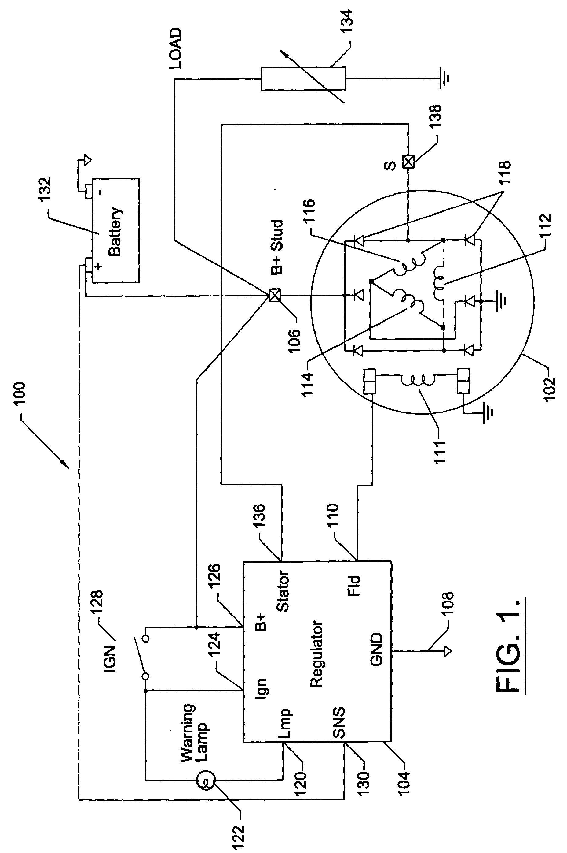 patent ep1098420a2 programmable system and method for regulating an alternator patents