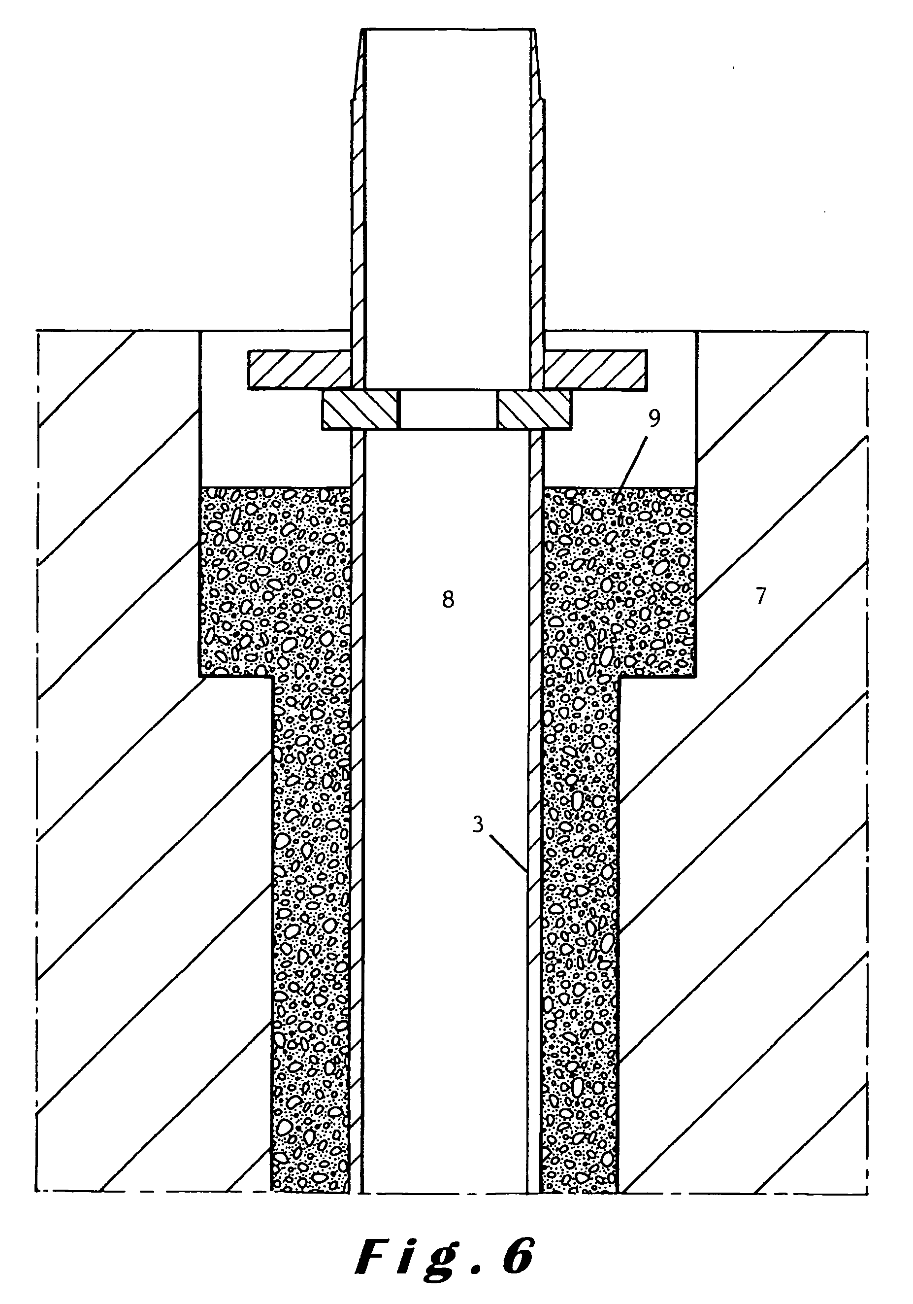 Pile Foundation Drawing : Patent ep b apparatus and method for producing a