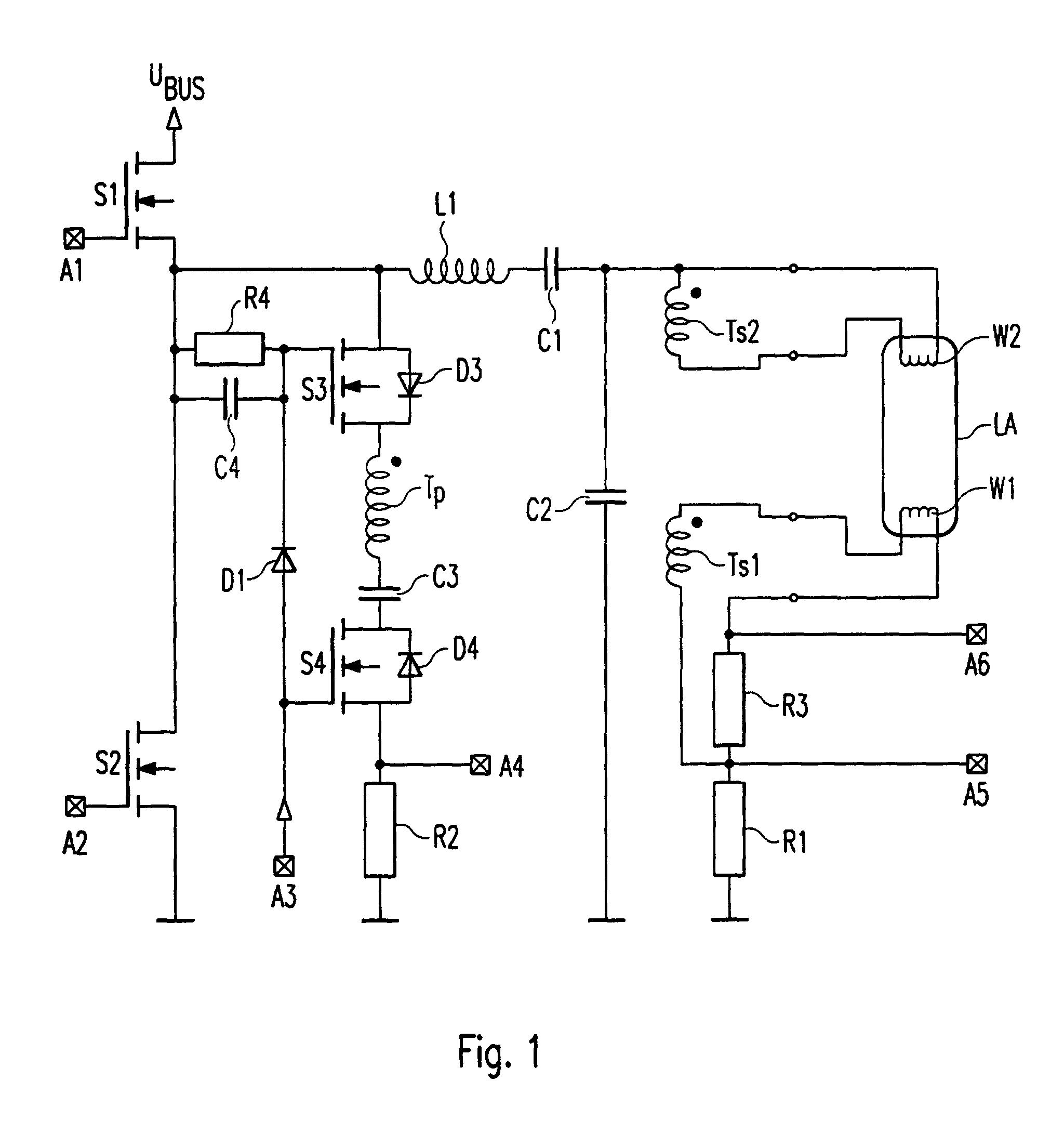 00310001 Spannende Elektronisches Vorschaltgerät Leuchtstofflampe Schaltplan Dekorationen